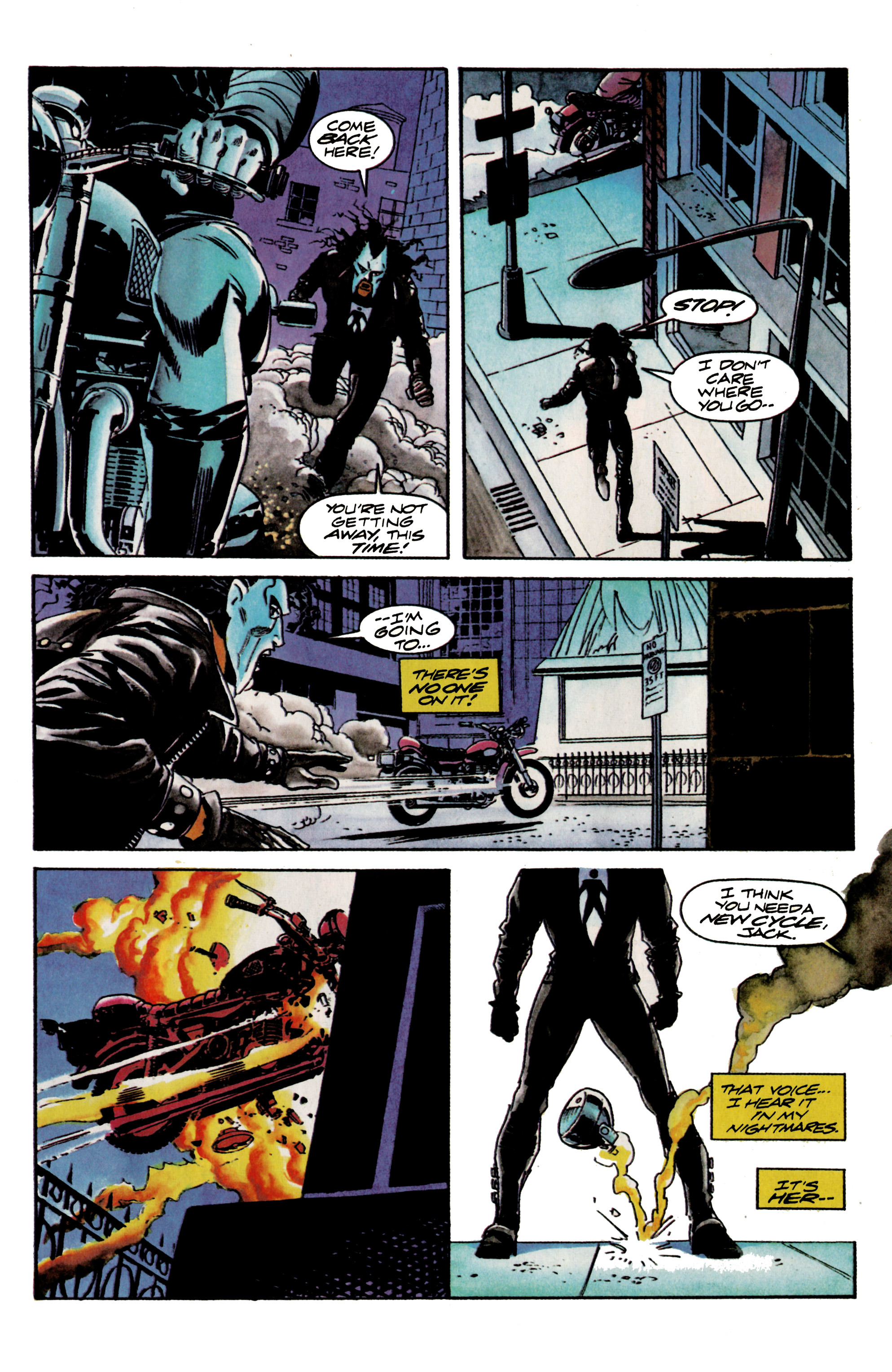 Read online Shadowman (1992) comic -  Issue #16 - 21
