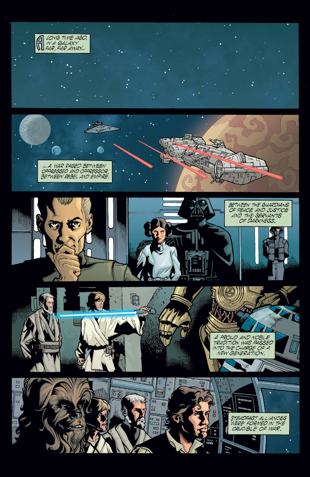 Read online Star Wars Legends: Infinities - Epic Collection comic -  Issue # TPB (Part 1) - 7