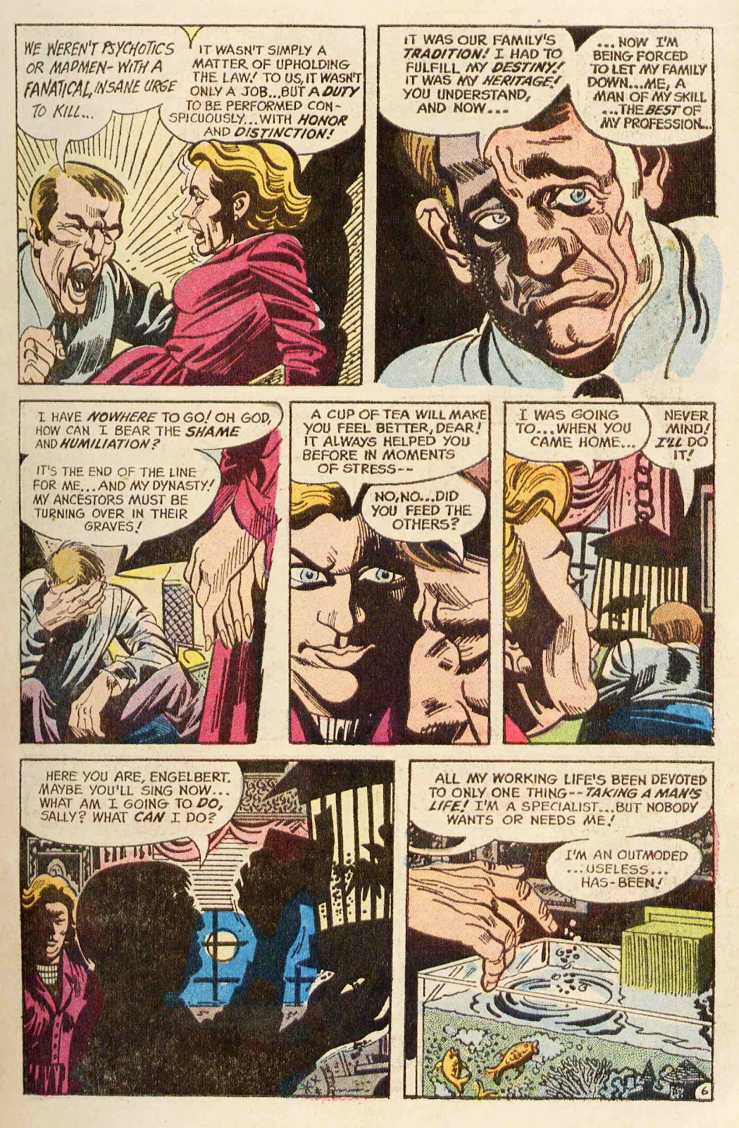 The Witching Hour (1969) issue 26 - Page 9