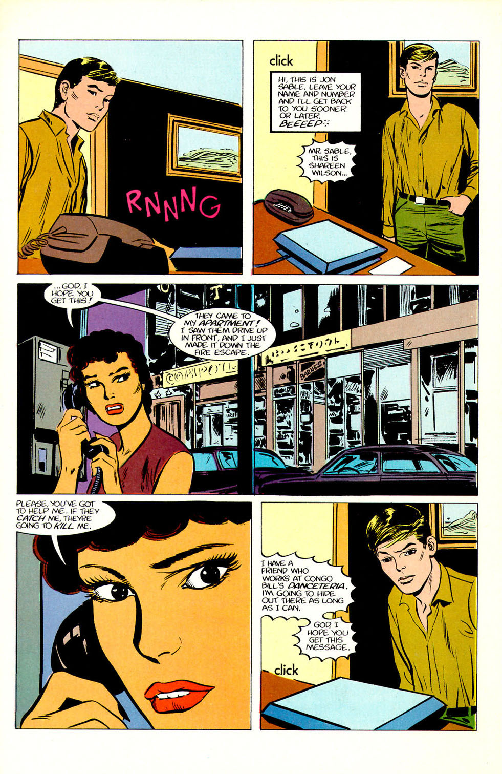 Jon Sable, Freelance issue 51 - Page 21