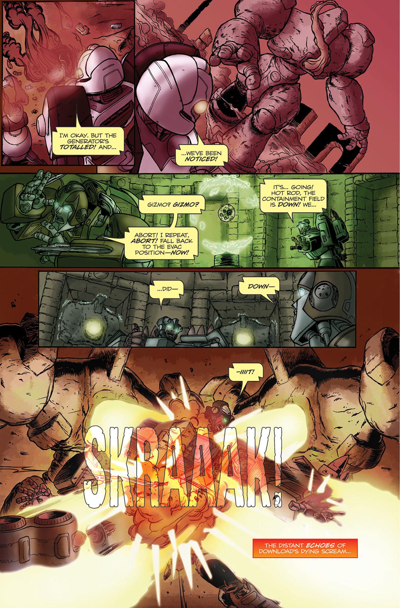 Read online Transformers Spotlight: Hot Rod comic -  Issue # Full - 16