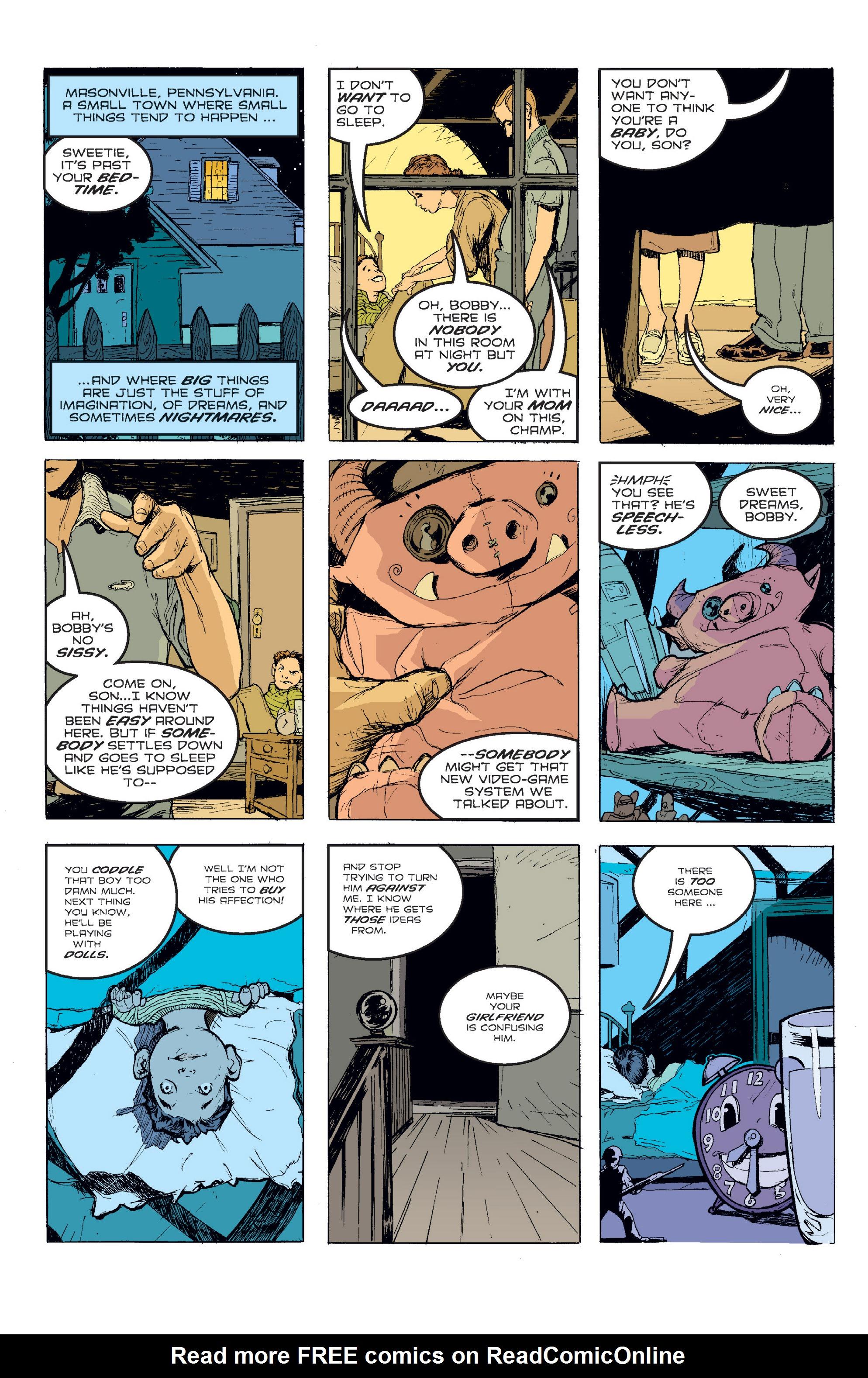 Read online B.P.R.D. (2003) comic -  Issue # TPB 2 - 83