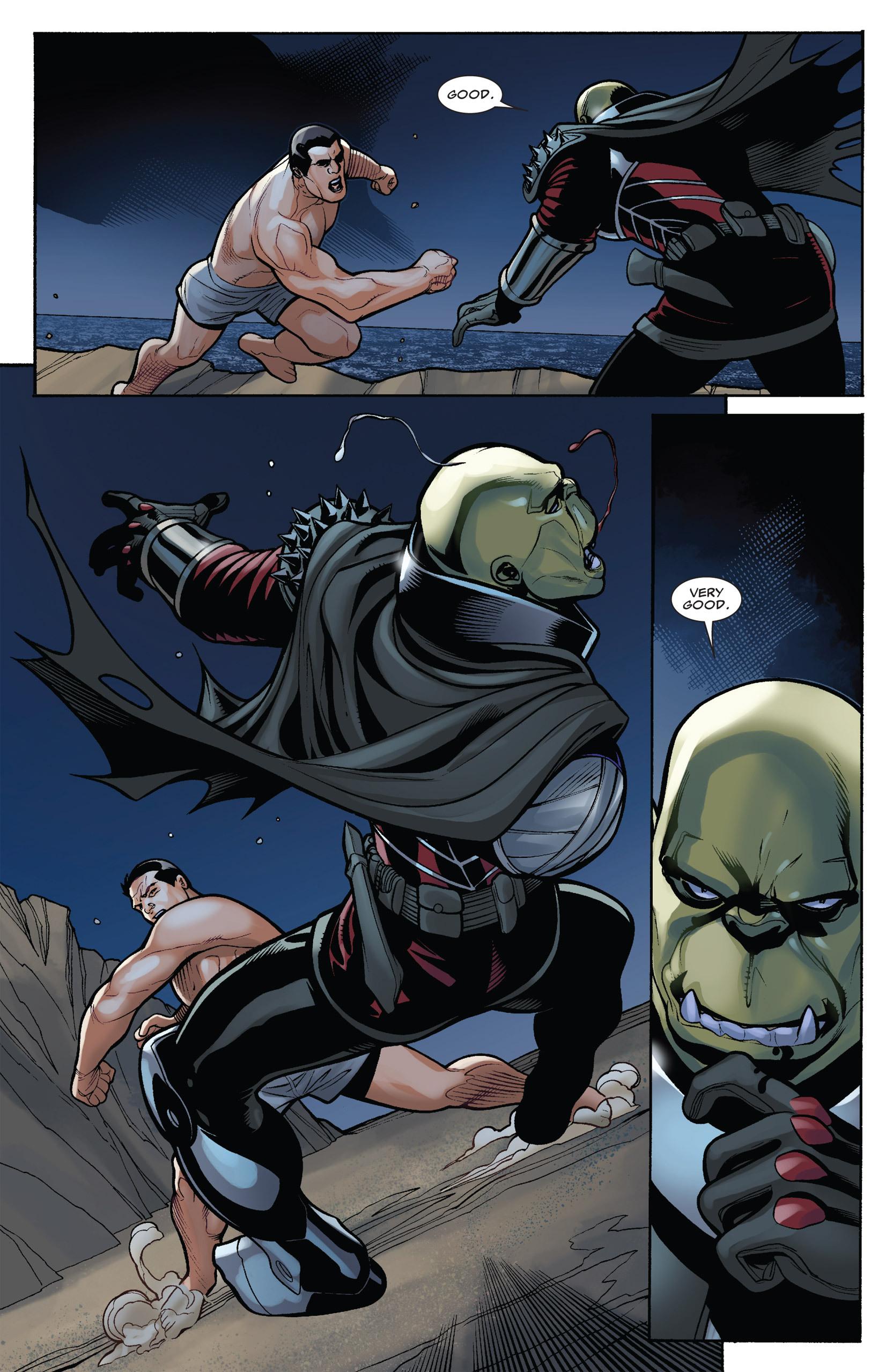 Read online Uncanny X-Men (1963) comic -  Issue #537 - 10
