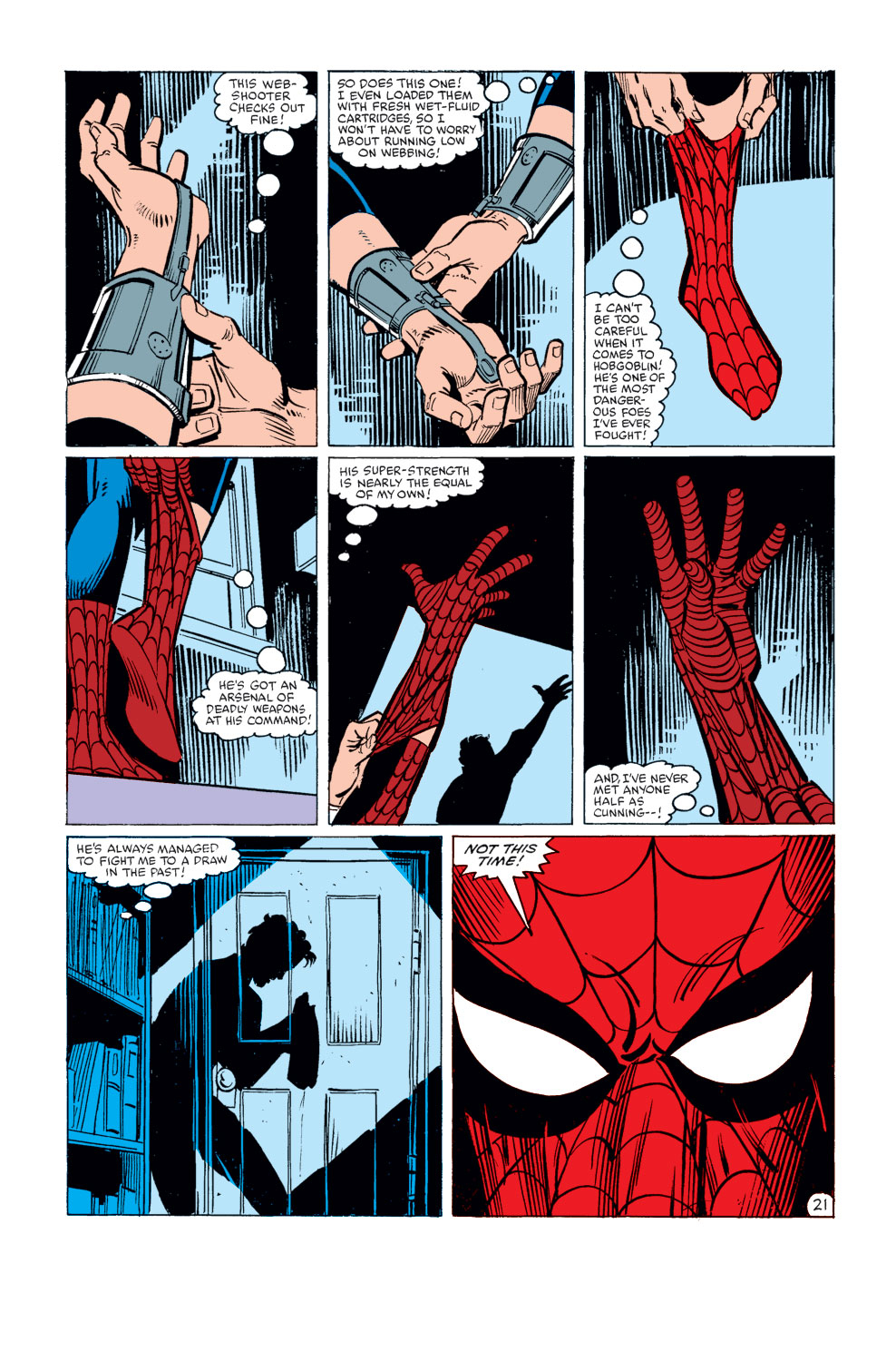 The Amazing Spider-Man (1963) 259 Page 21