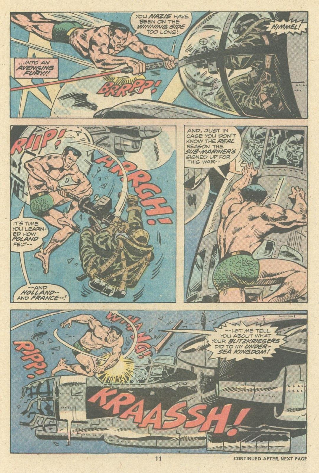 The Invaders (1975) issue 1 - Page 9
