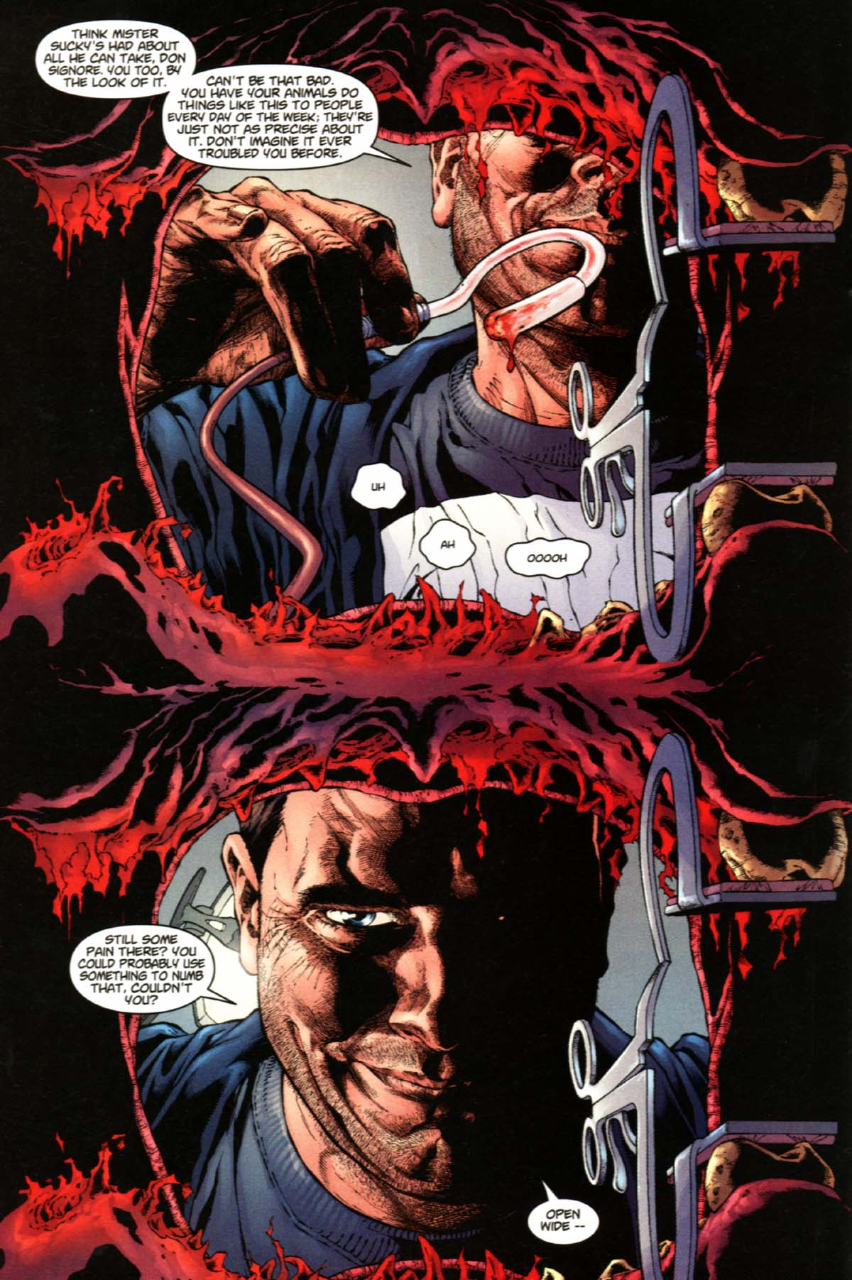 Read online Marvel Knights Double Shot comic -  Issue #1 - 11