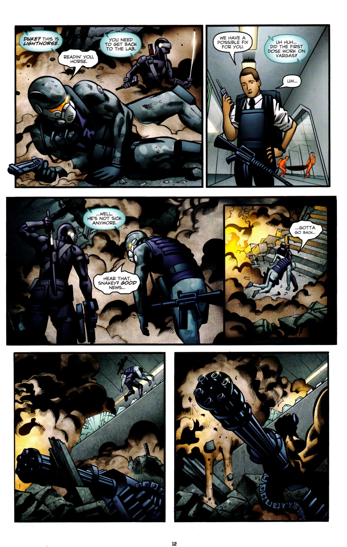 Read online G.I. Joe: Snake Eyes comic -  Issue #8 - 15