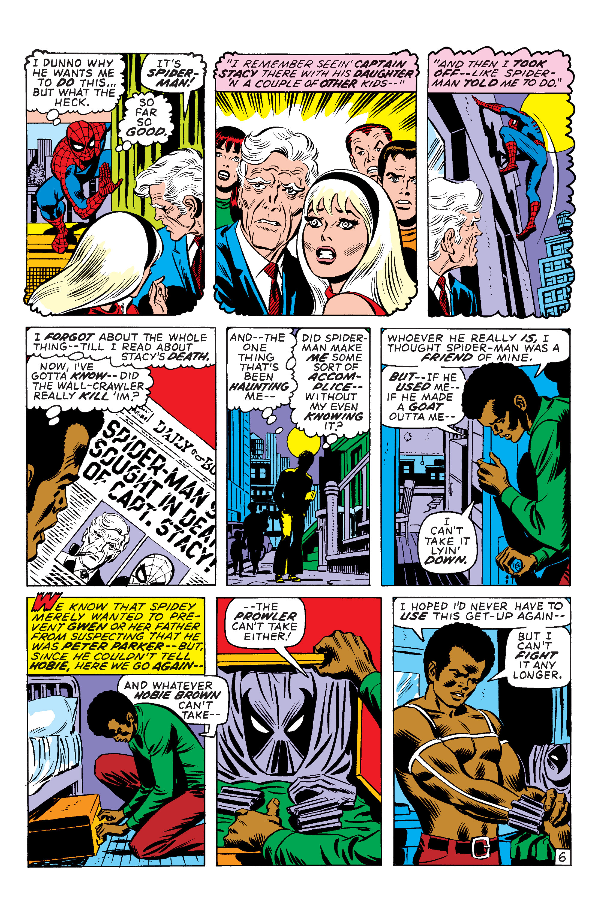 The Amazing Spider-Man (1963) 93 Page 6