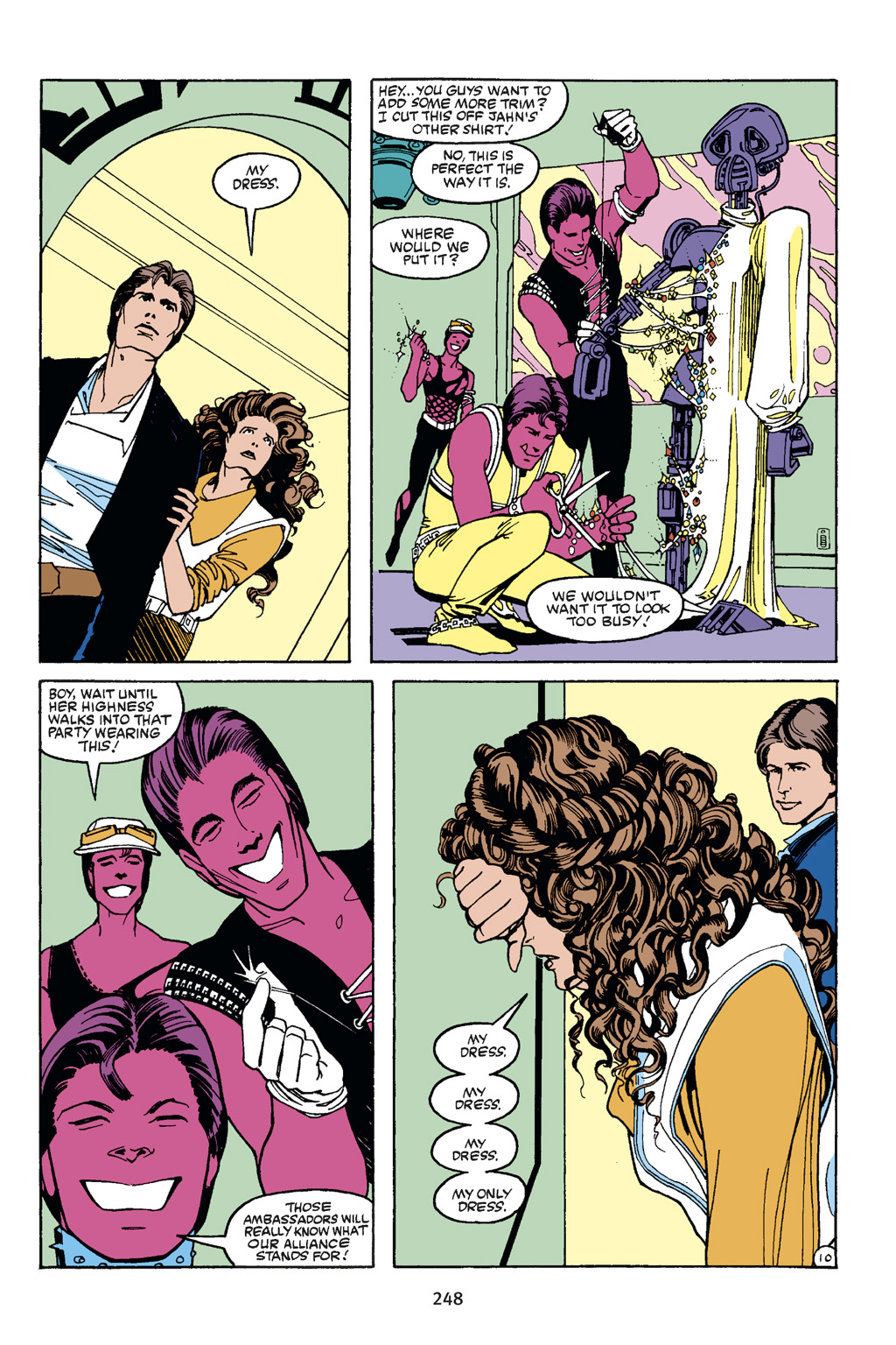Read online Star Wars Omnibus comic -  Issue # Vol. 21 - 238