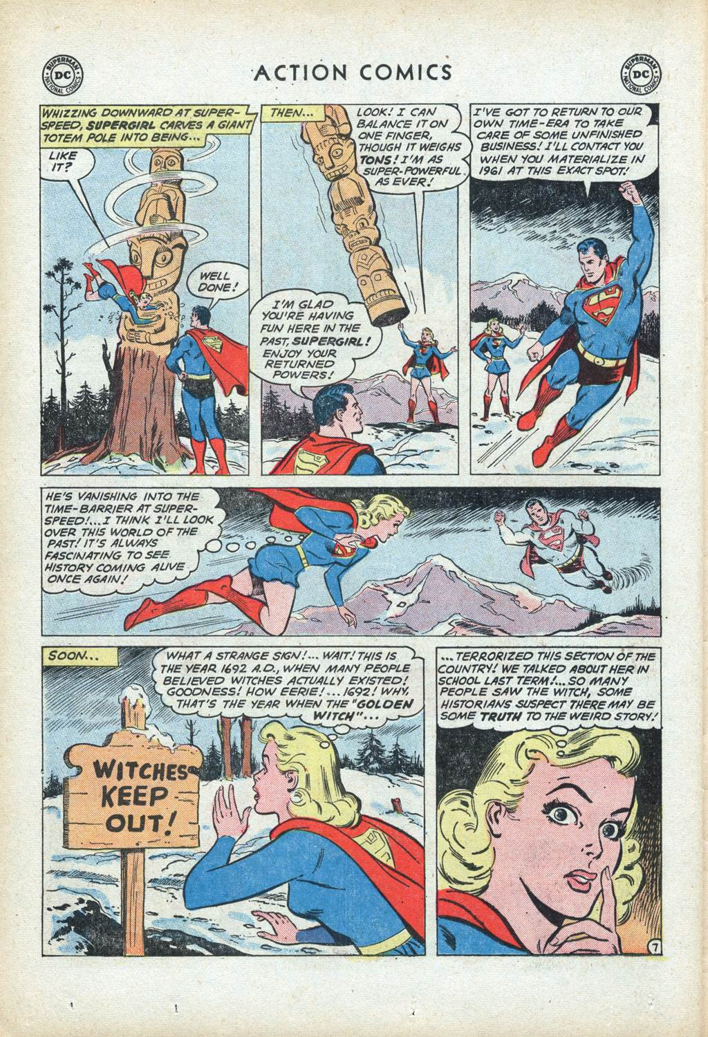 Read online Action Comics (1938) comic -  Issue #281 - 26