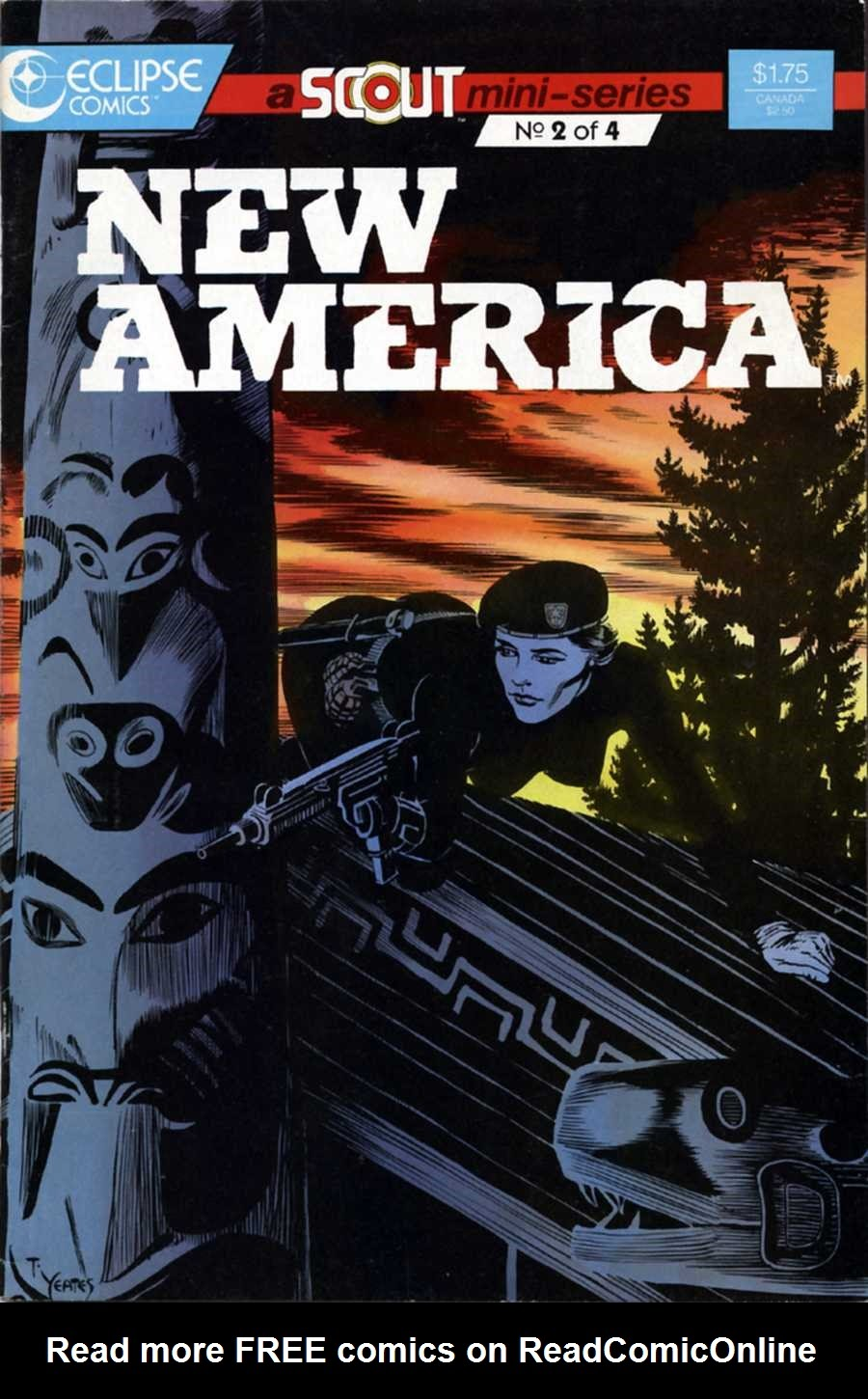 New America issue 2 - Page 1