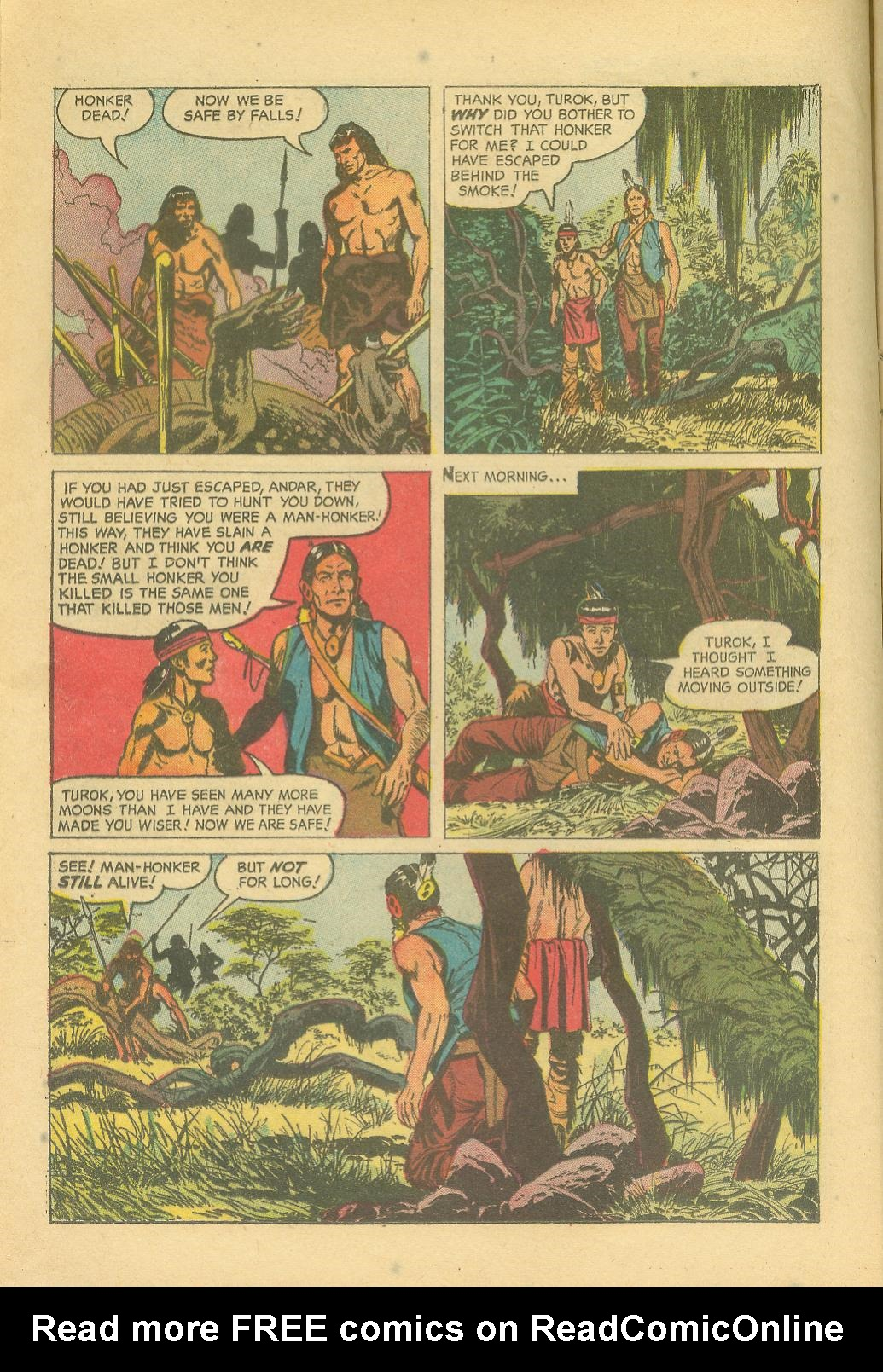 Read online Turok, Son of Stone comic -  Issue #25 - 12