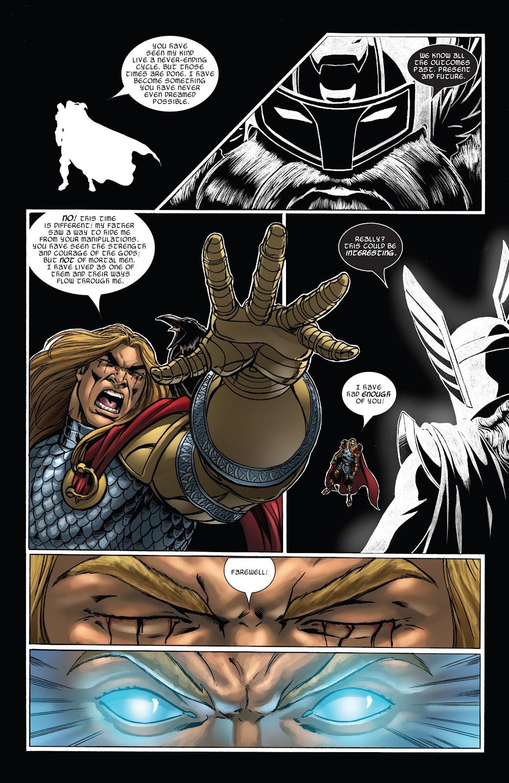 Read online Thor: Ragnaroks comic -  Issue # TPB (Part 3) - 29