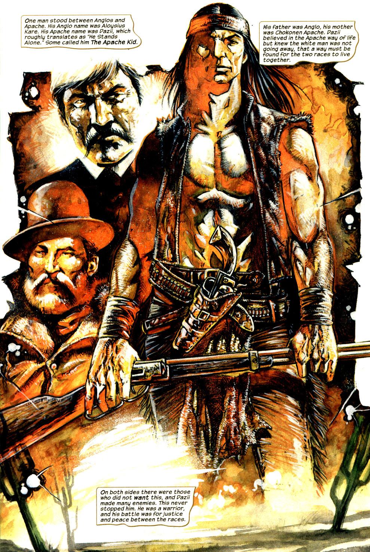 Read online Apache Skies comic -  Issue #1 - 4