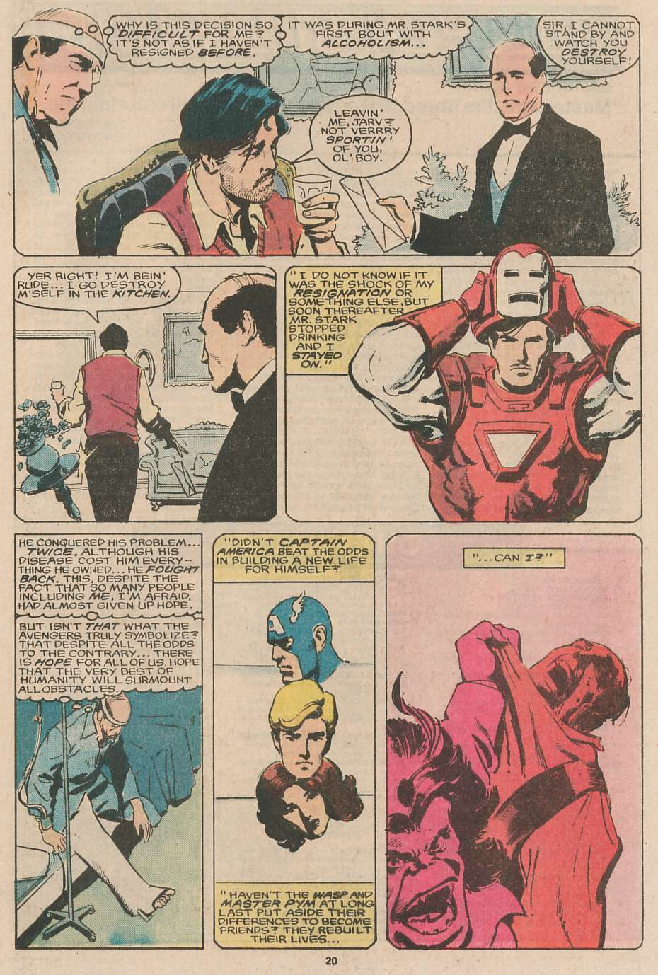 The Avengers (1963) 280 Page 20