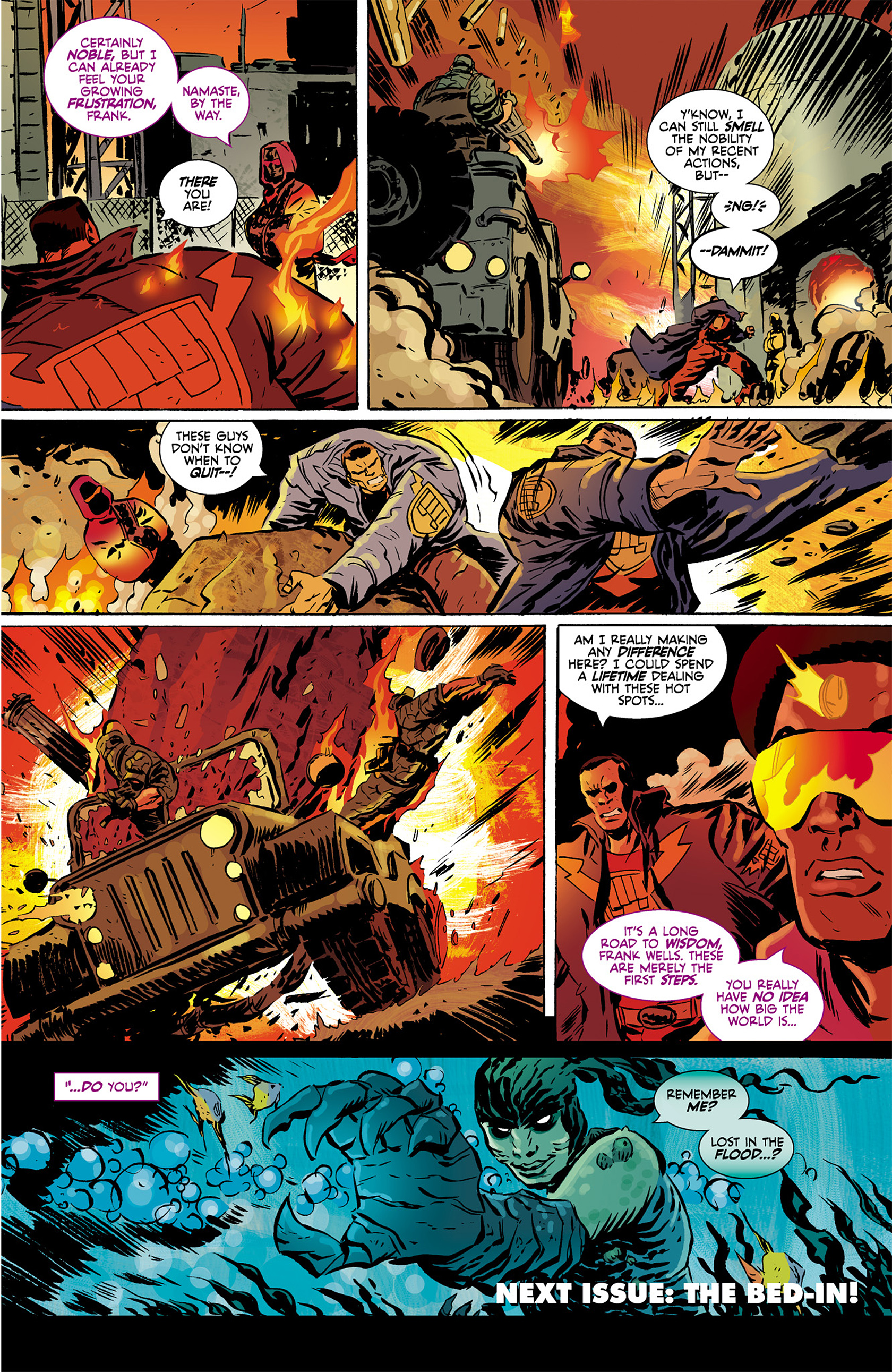 Read online Catalyst Comix comic -  Issue #4 - 31