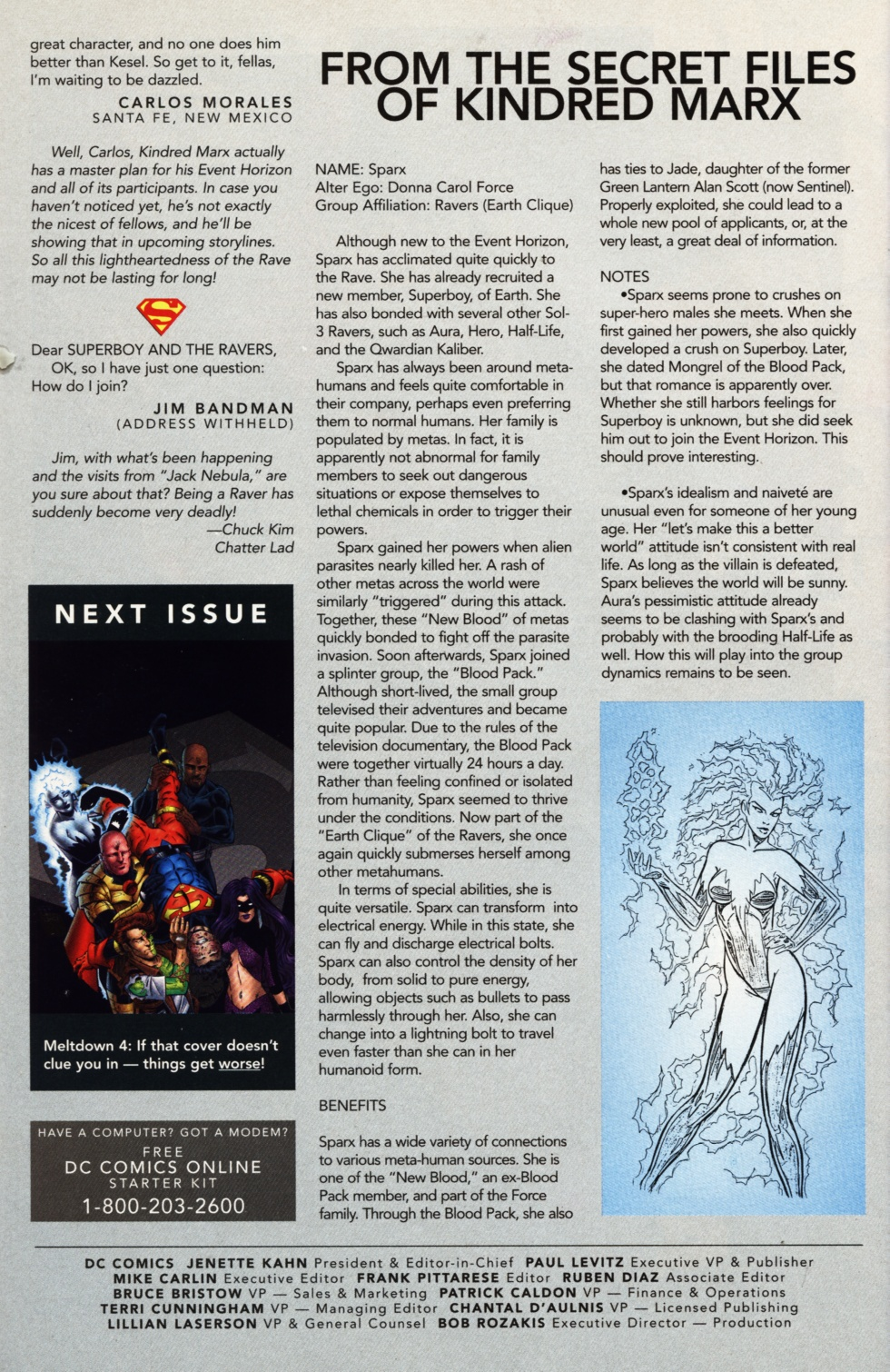 Read online Superboy & The Ravers comic -  Issue #9 - 25