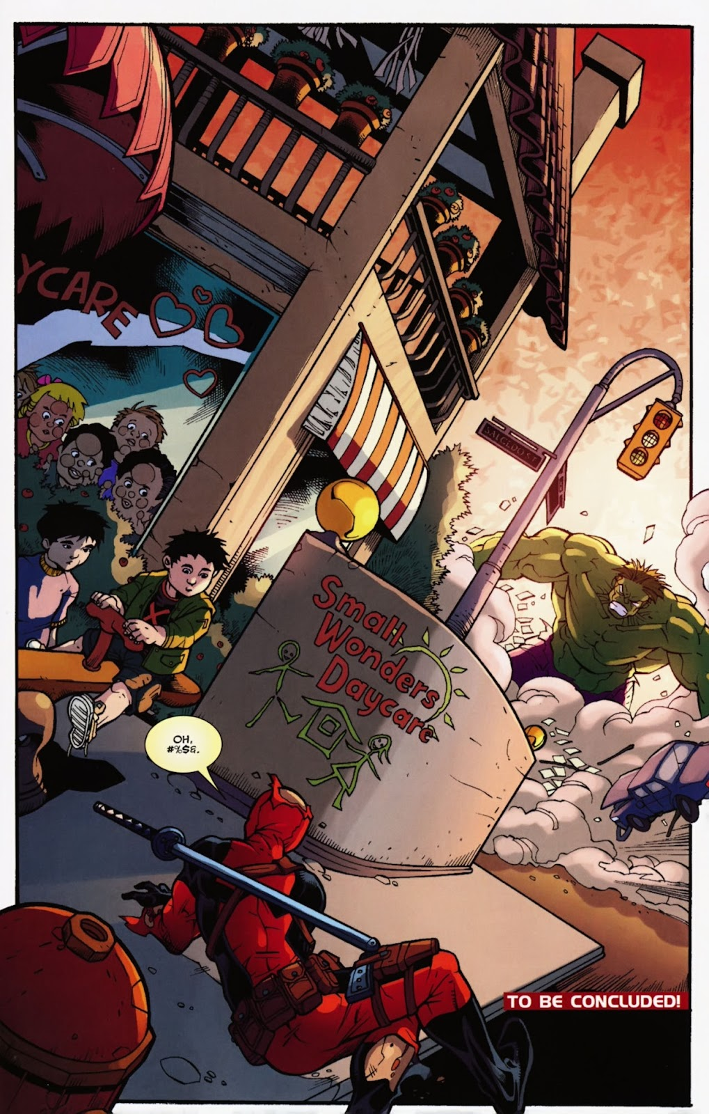 Read online Deadpool (2008) comic -  Issue #38 - 19