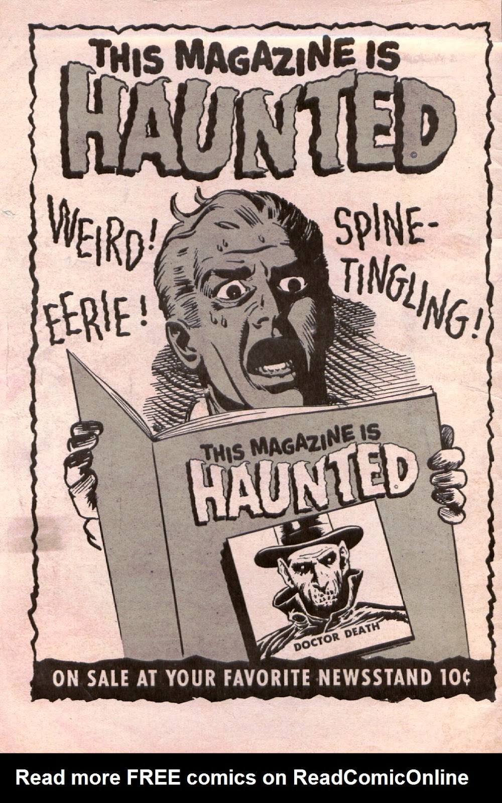 Read online This Magazine Is Haunted comic -  Issue #8 - 2