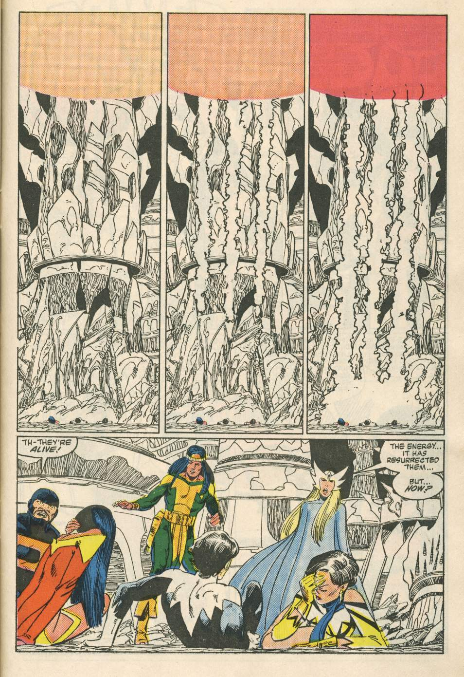 Read online Alpha Flight (1983) comic -  Issue #24 - 31