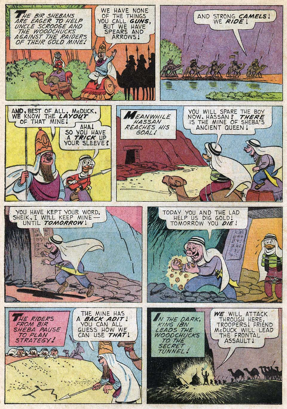 Read online Uncle Scrooge (1953) comic -  Issue #55 - 24