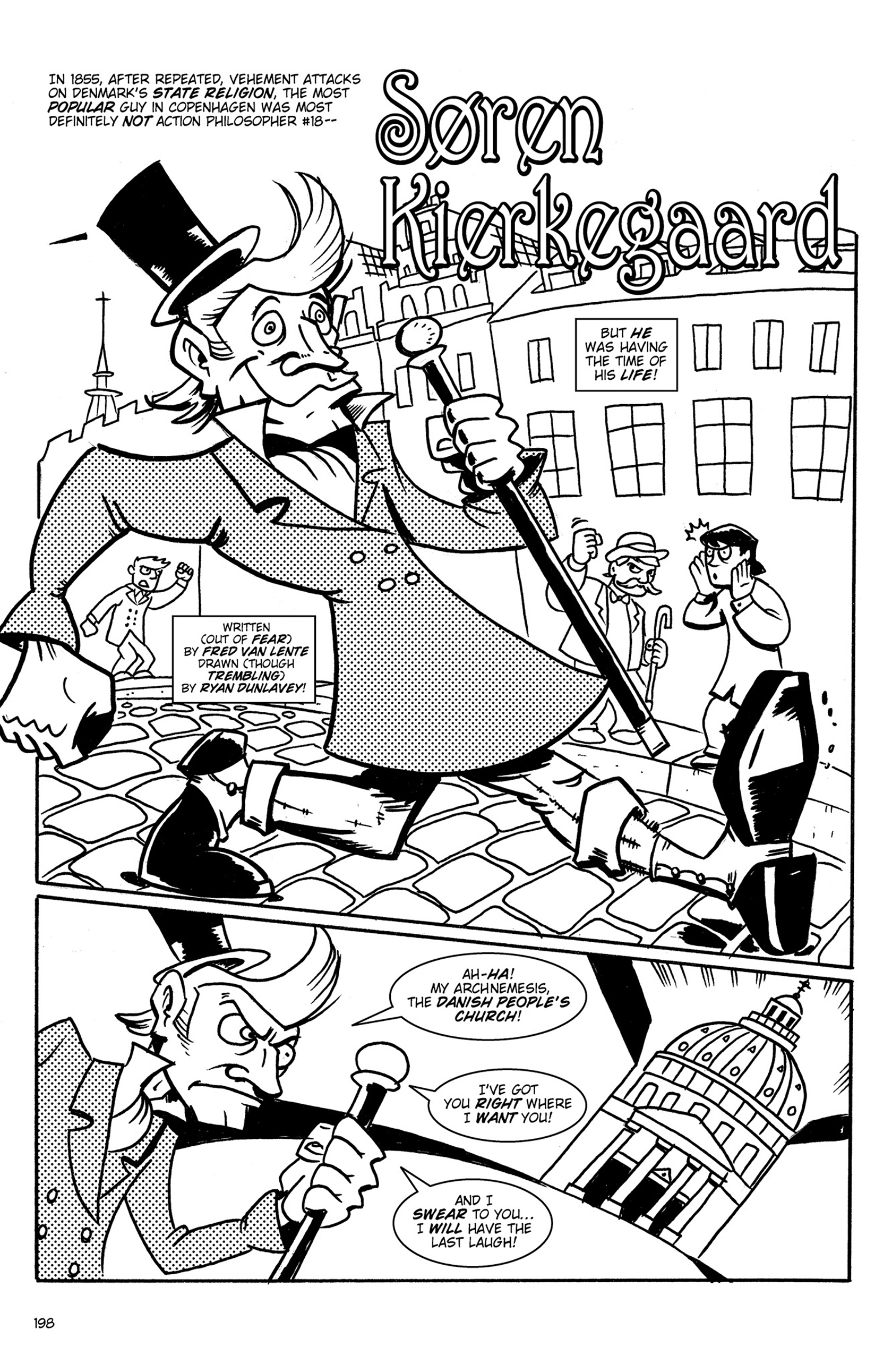 Read online Action Philosophers! comic -  Issue #Action Philosophers! TPB (Part 2) - 26