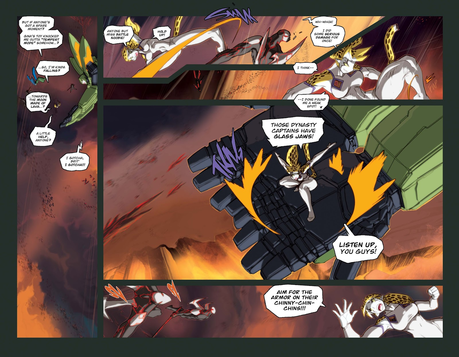 Gold Digger (1999) Issue #100 #100 - English 5