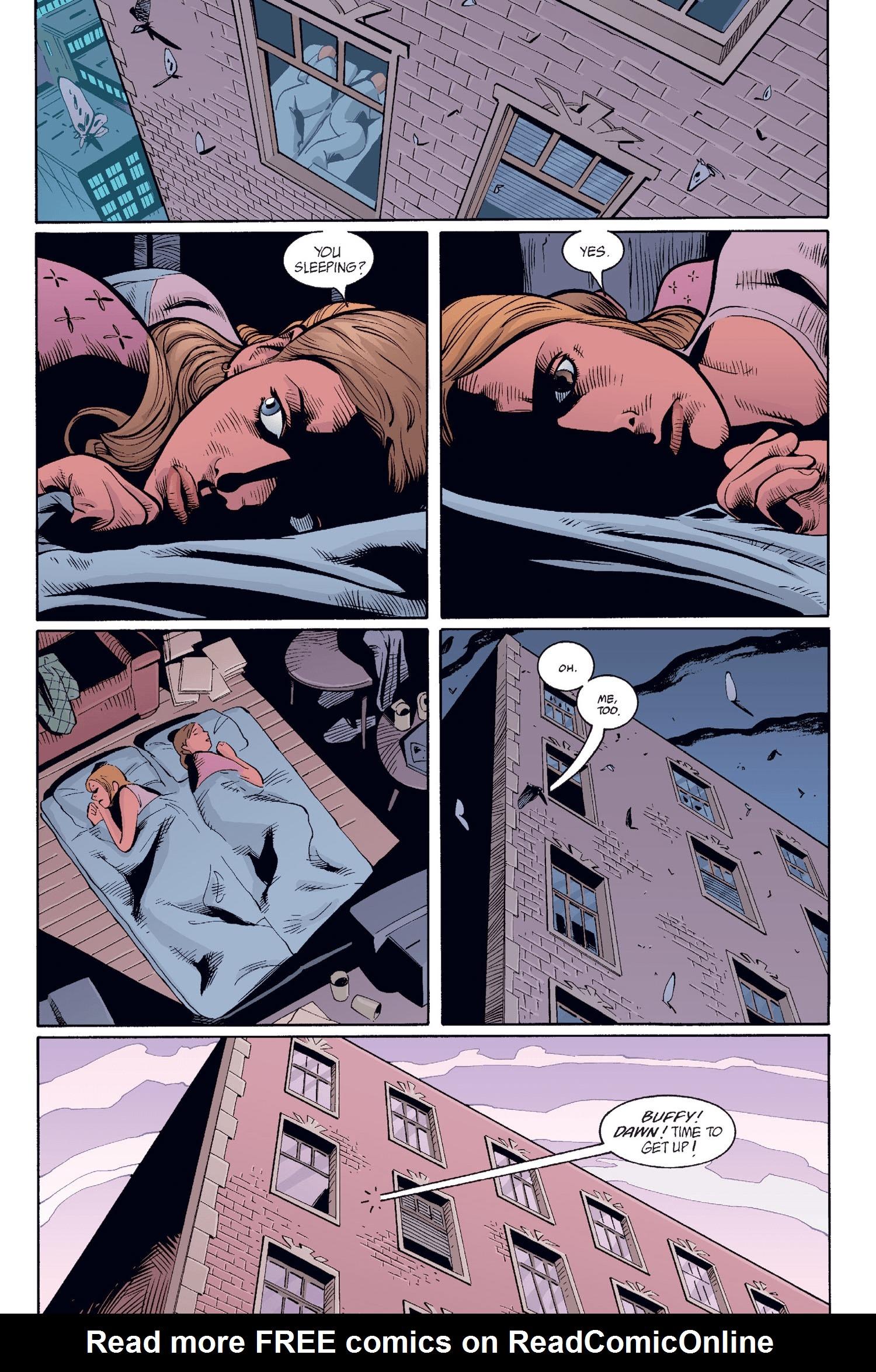 Read online Buffy the Vampire Slayer: Omnibus comic -  Issue # TPB 2 - 85
