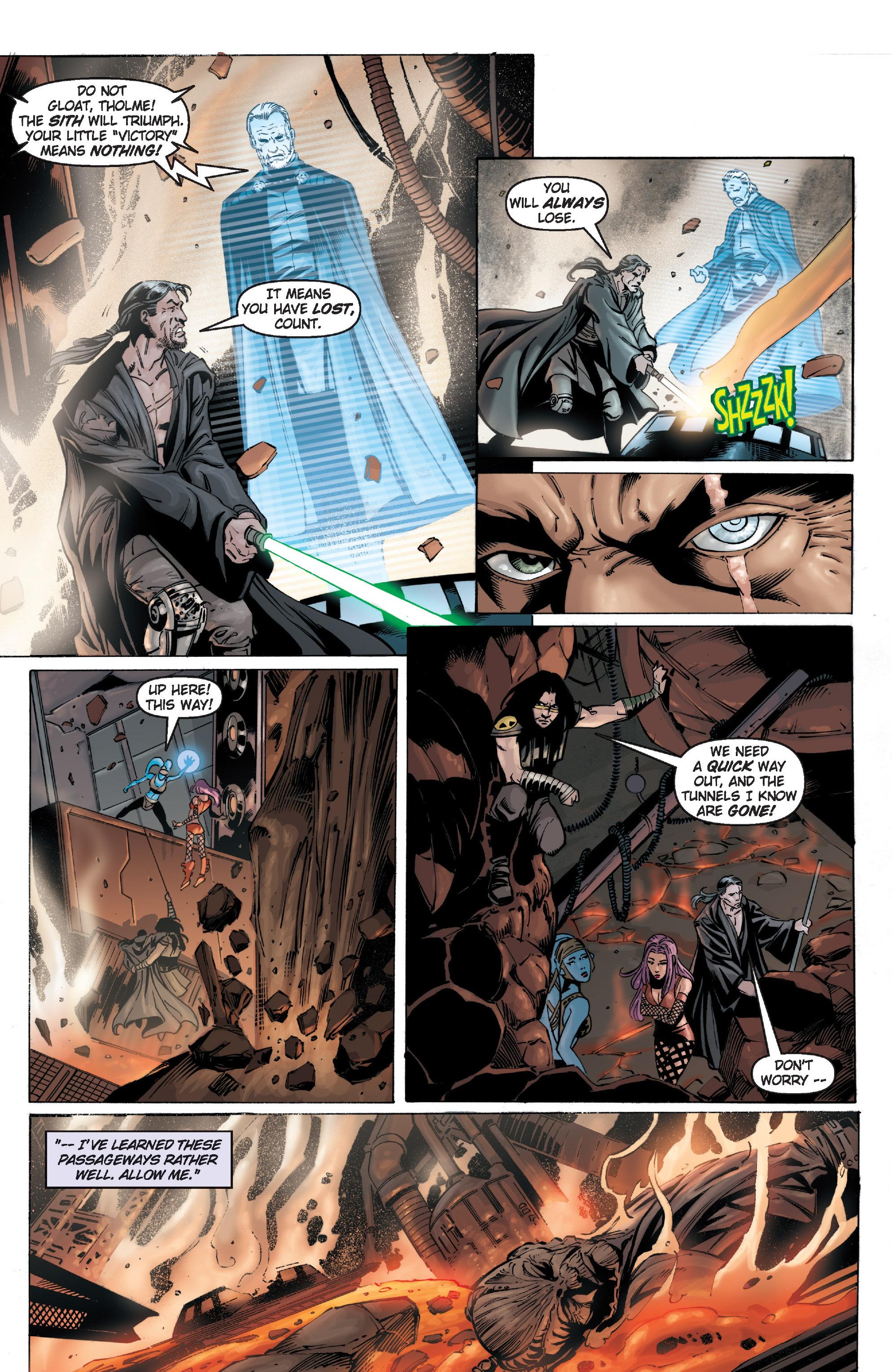 Read online Star Wars Omnibus comic -  Issue # Vol. 26 - 342