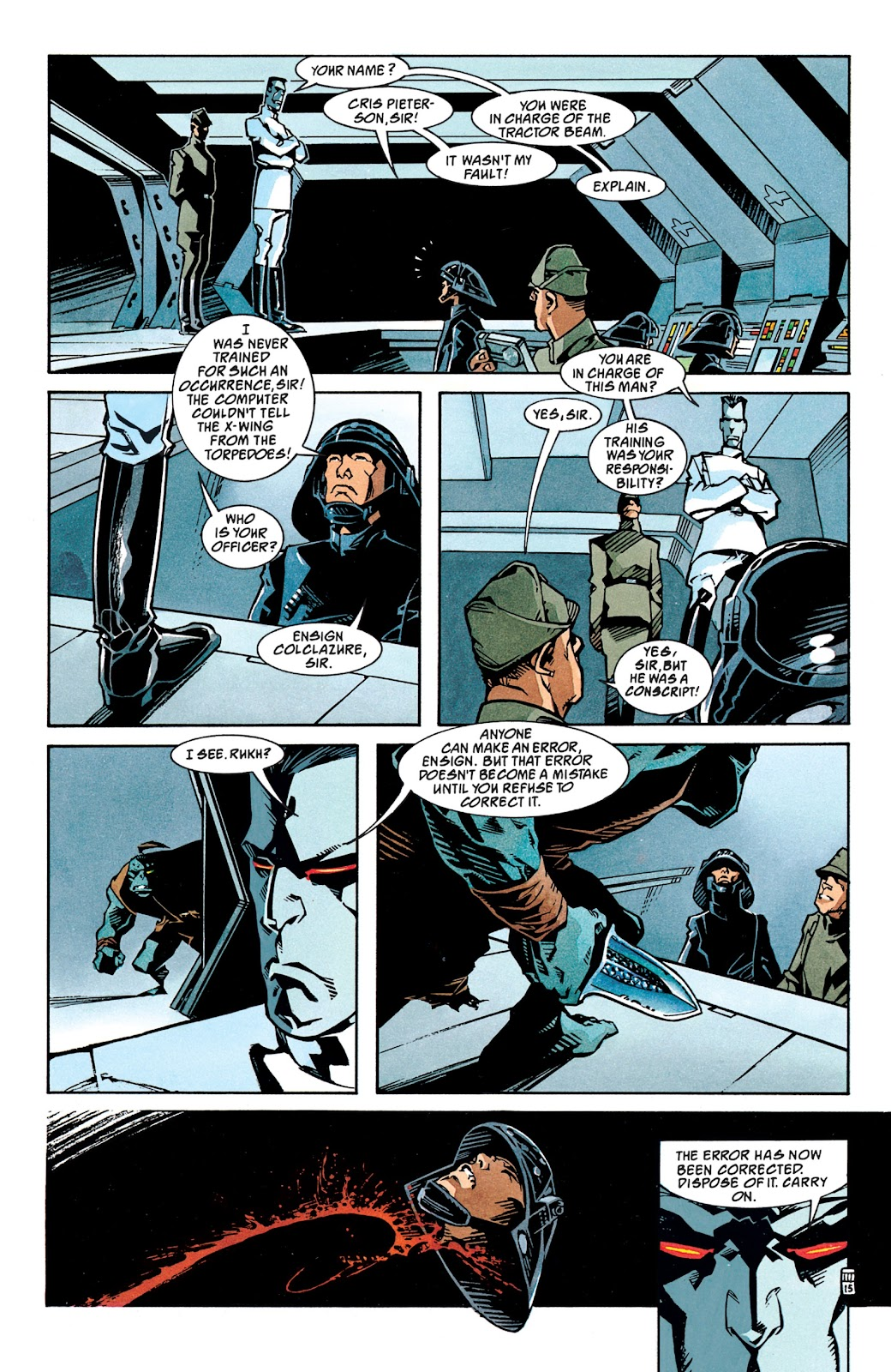 Read online Star Wars Legends: The New Republic - Epic Collection comic -  Issue # TPB 4 (Part 1) - 70