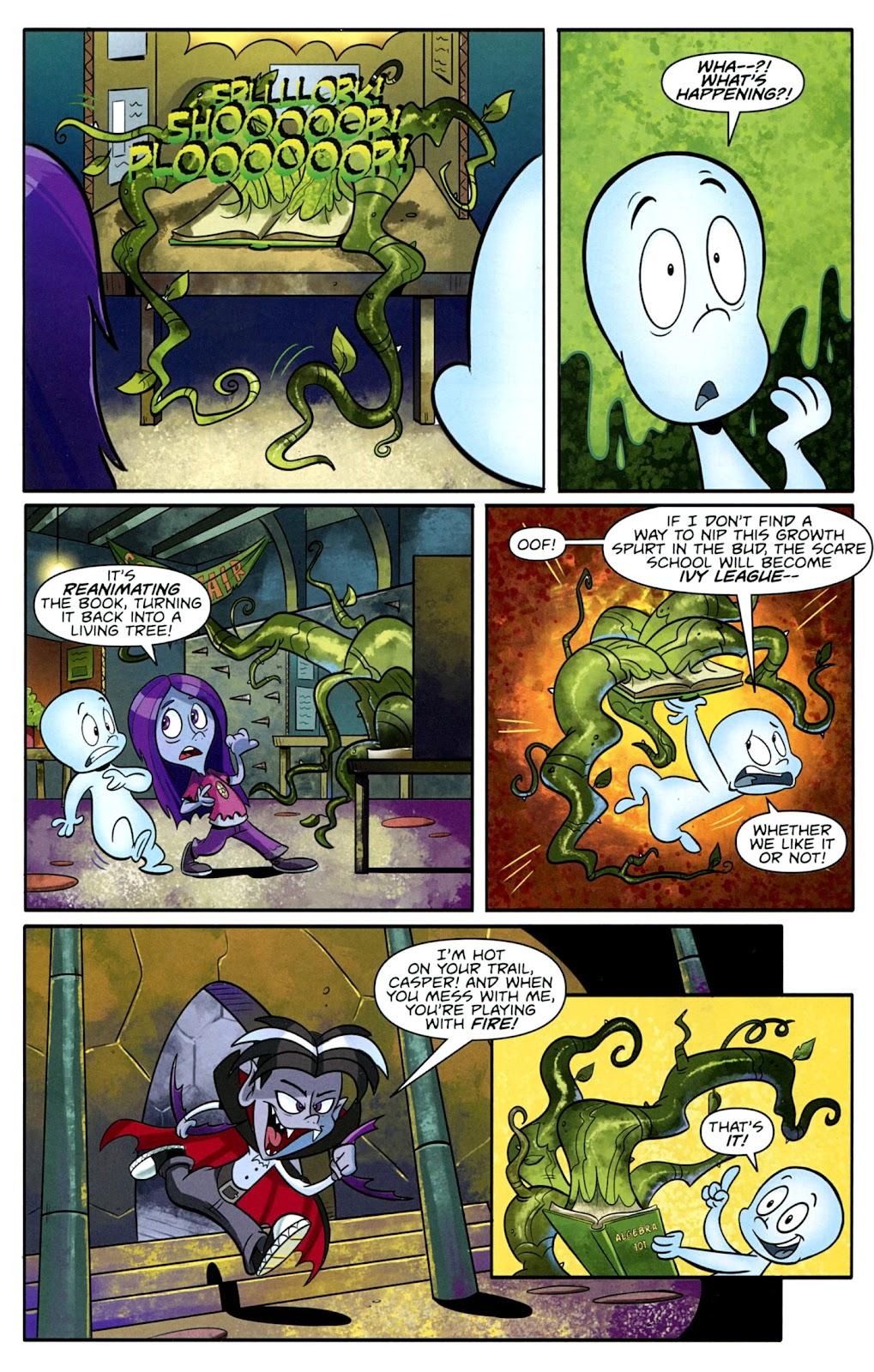 Read online Casper's Scare School comic -  Issue #2 - 15