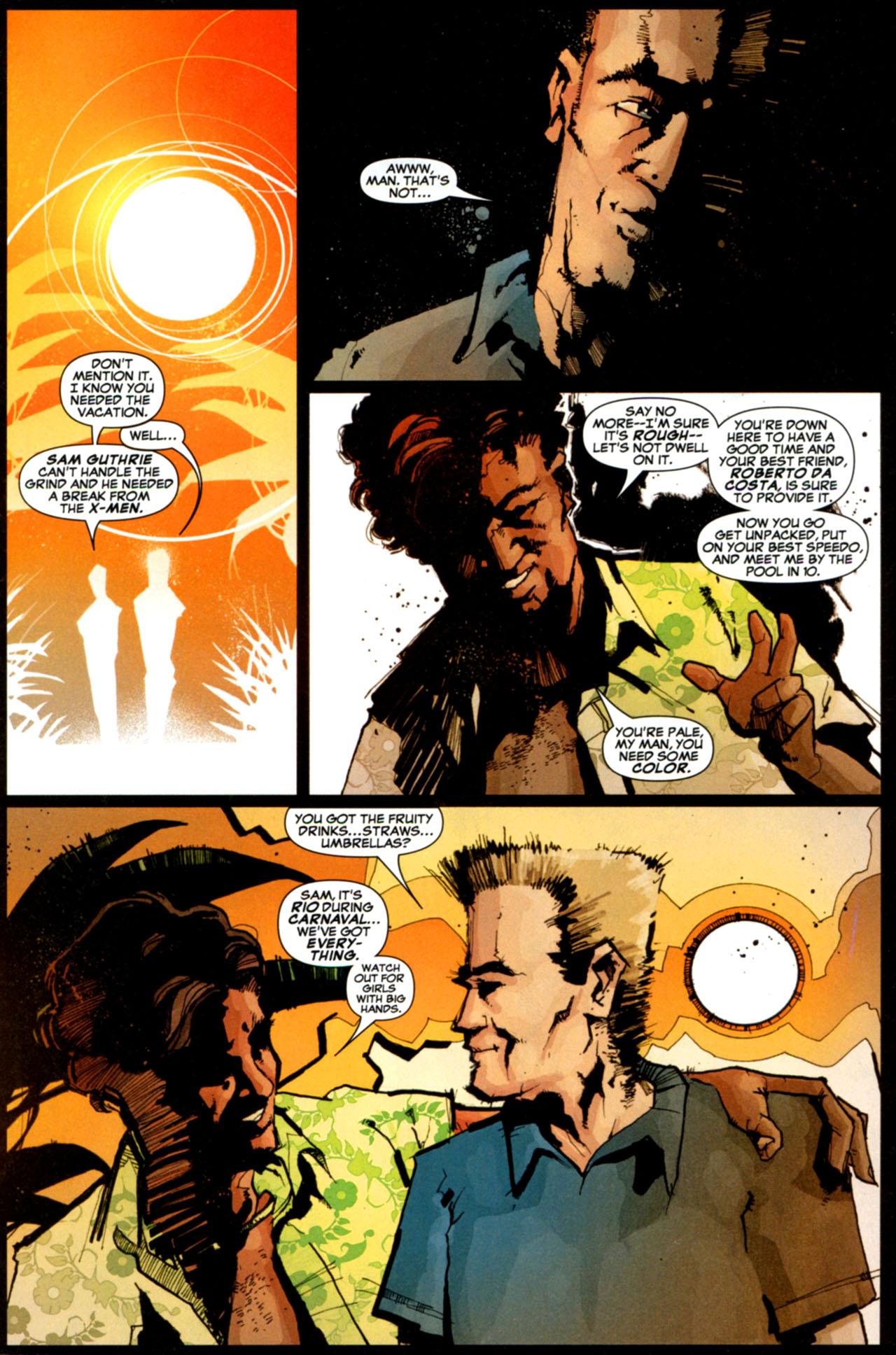 Read online Astonishing Tales (2009) comic -  Issue #1 - 28