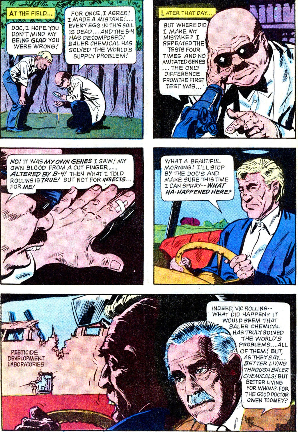 Boris Karloff Tales of Mystery issue 38 - Page 26