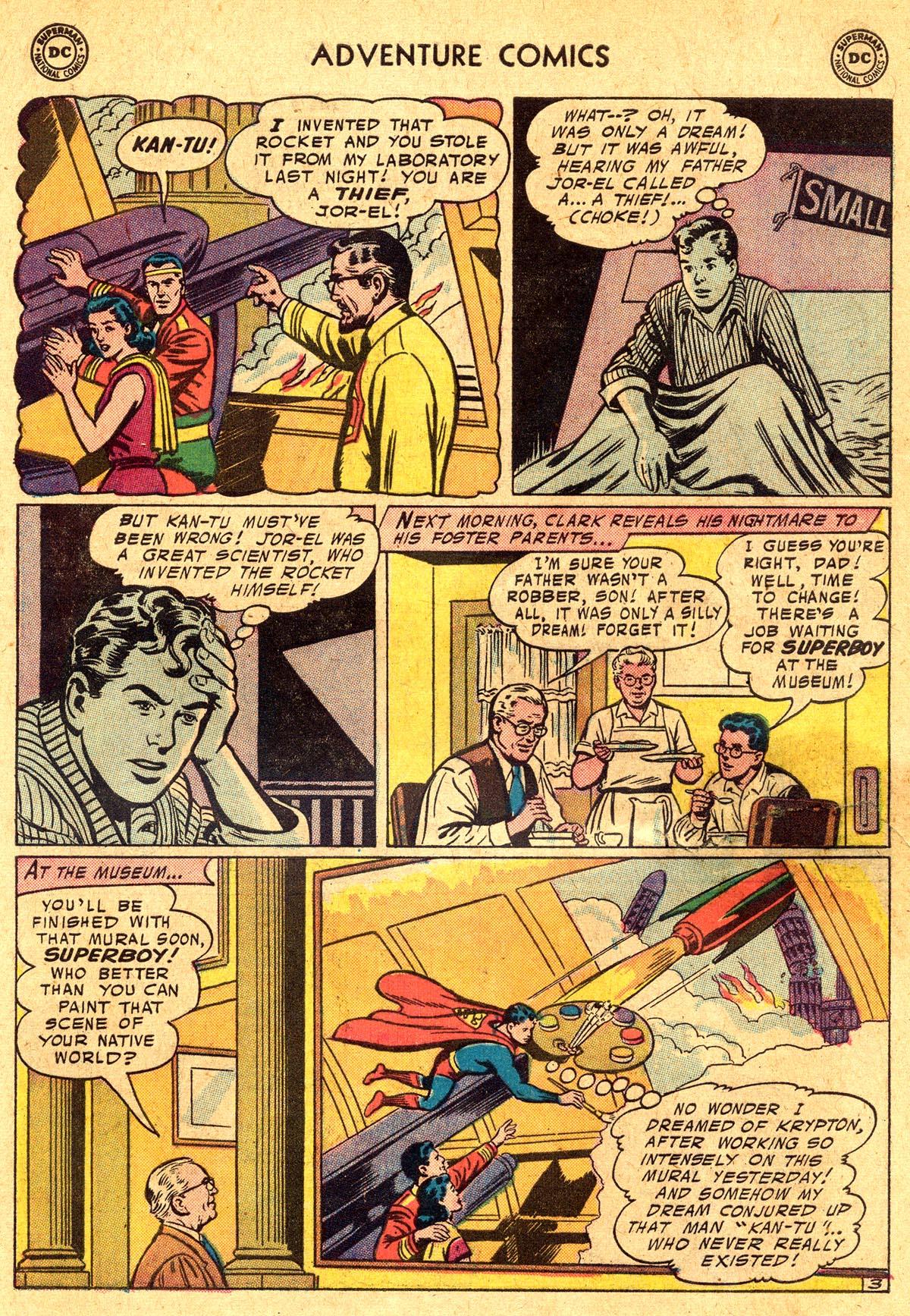 Read online Adventure Comics (1938) comic -  Issue #238 - 5