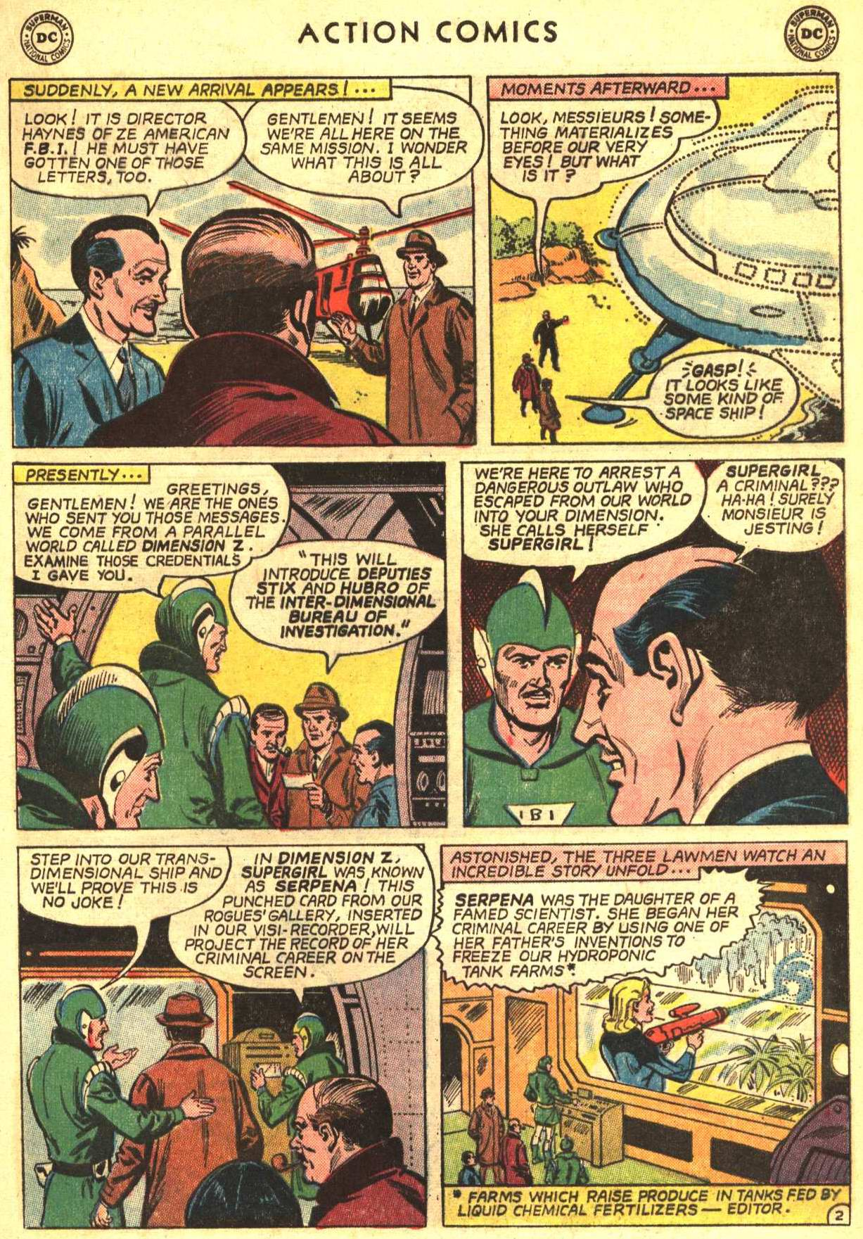 Read online Action Comics (1938) comic -  Issue #327 - 21