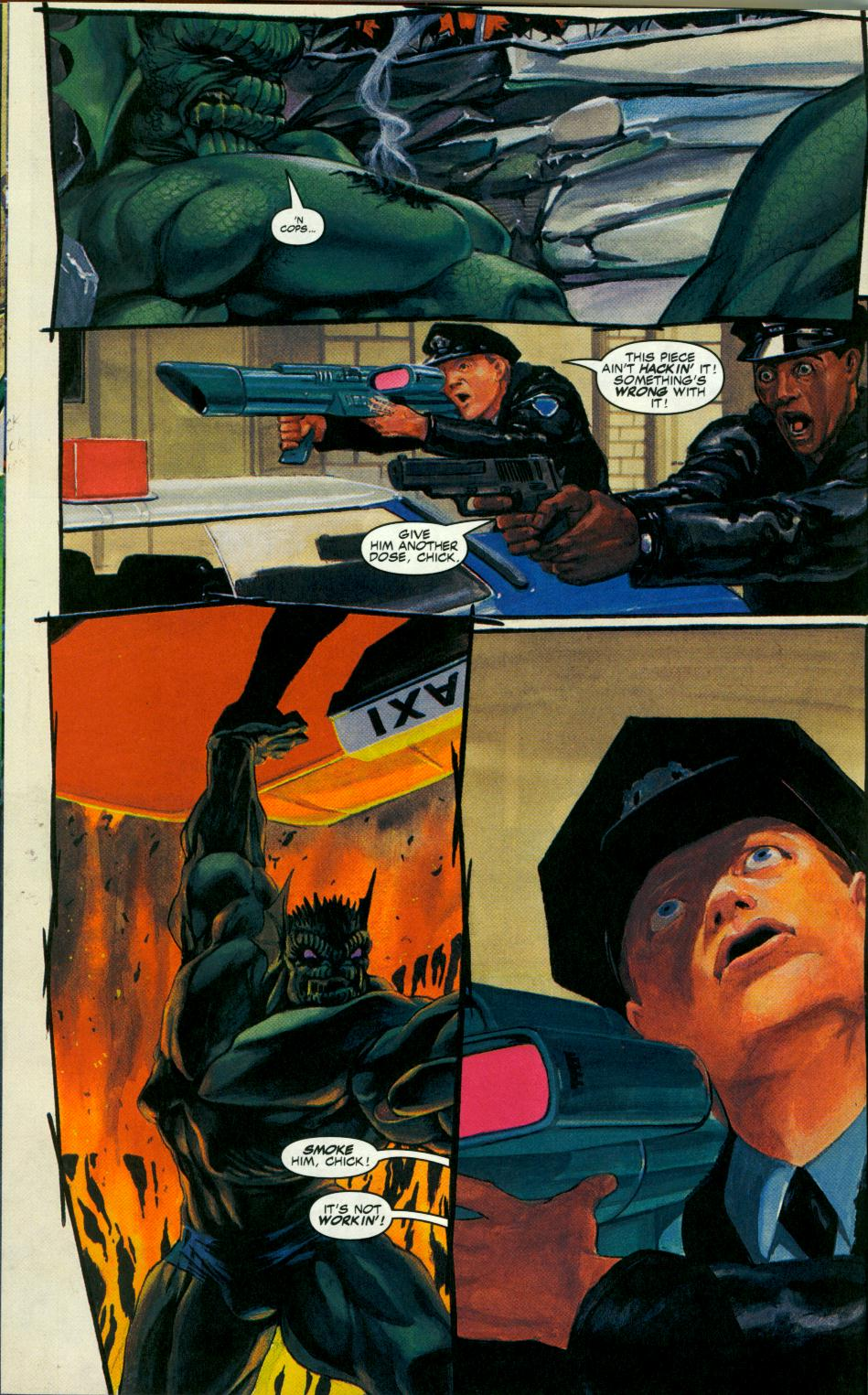 Read online Code of Honor comic -  Issue #3 - 38