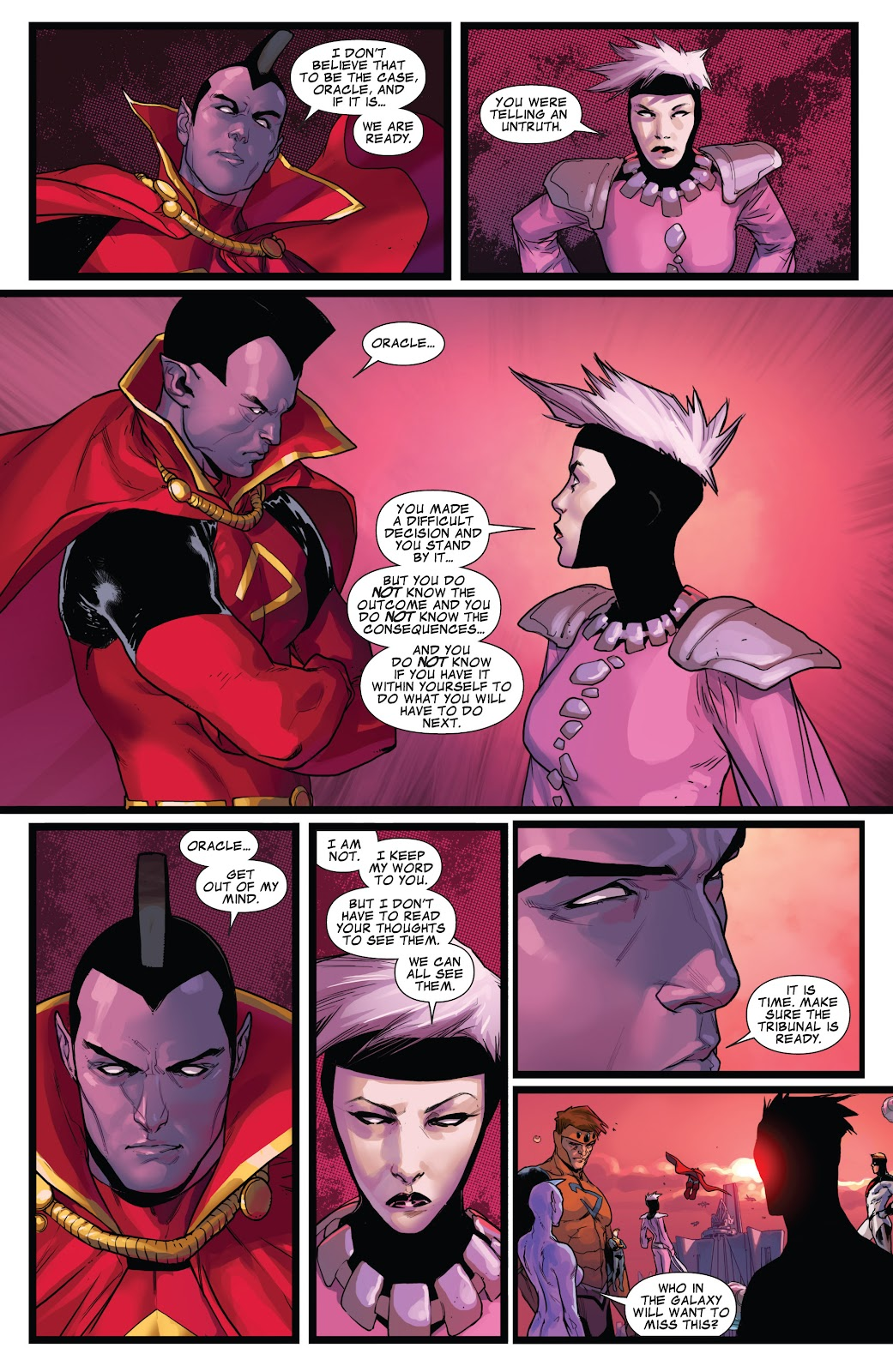 Guardians of the Galaxy/All-New X-Men: The Trial of Jean Grey issue TPB - Page 68