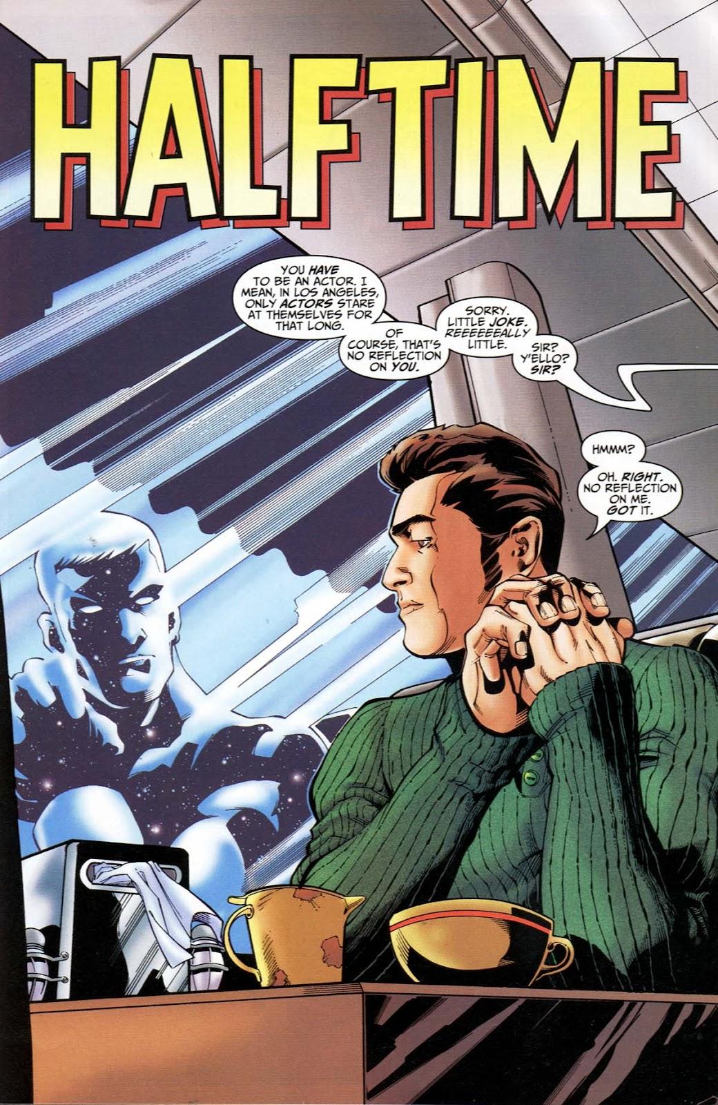Captain Marvel (1999) Issue #0 #1 - English 3