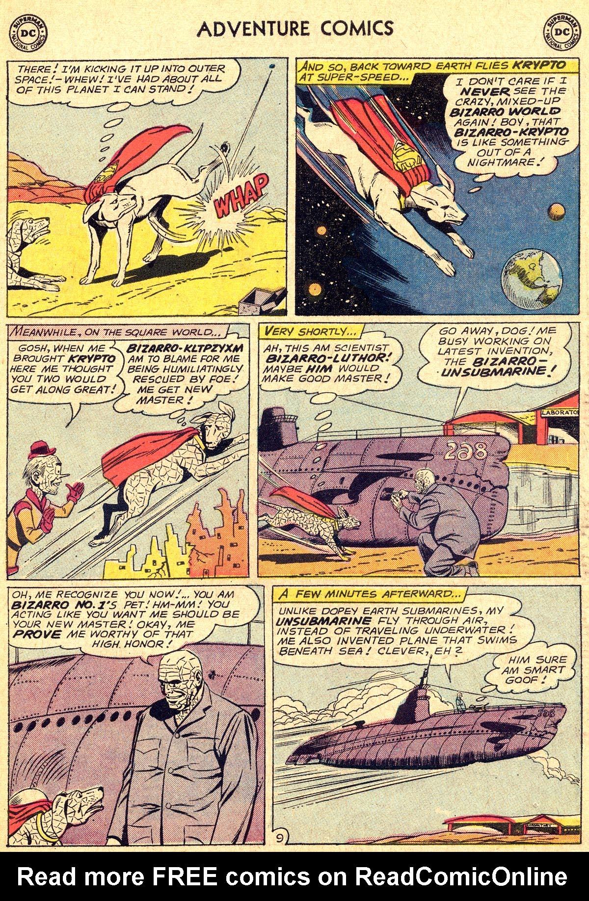 Read online Adventure Comics (1938) comic -  Issue #294 - 27