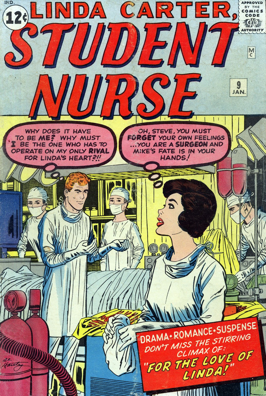 Linda Carter, Student Nurse 9 Page 1