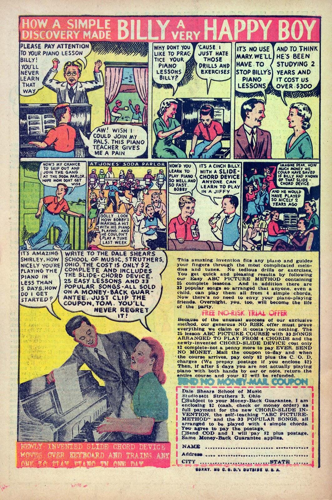 Read online Joker Comics comic -  Issue #31 - 34
