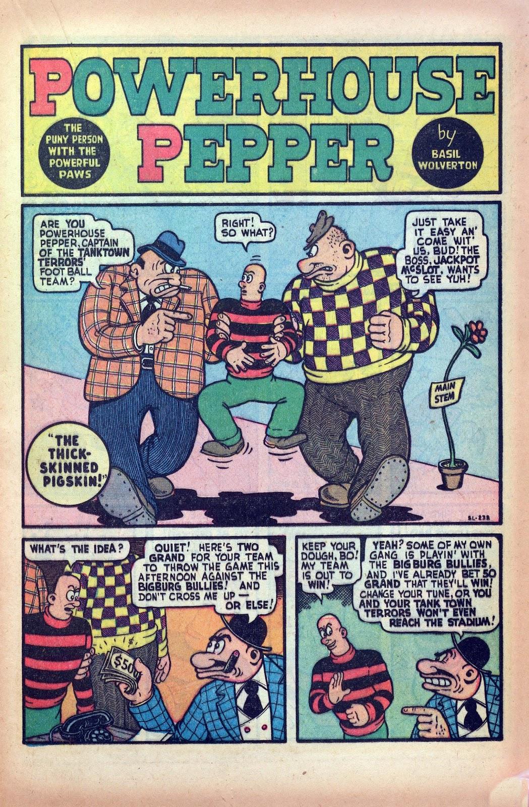 Read online Joker Comics comic -  Issue #27 - 21