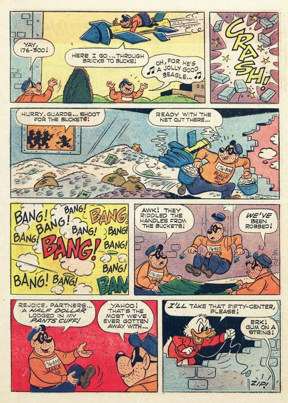 Walt Disney THE BEAGLE BOYS issue 6 - Page 14
