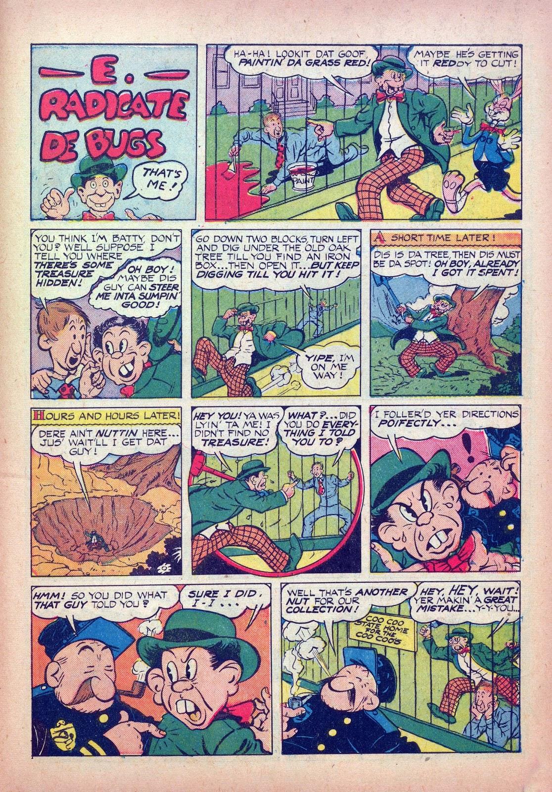 Read online Joker Comics comic -  Issue #13 - 47