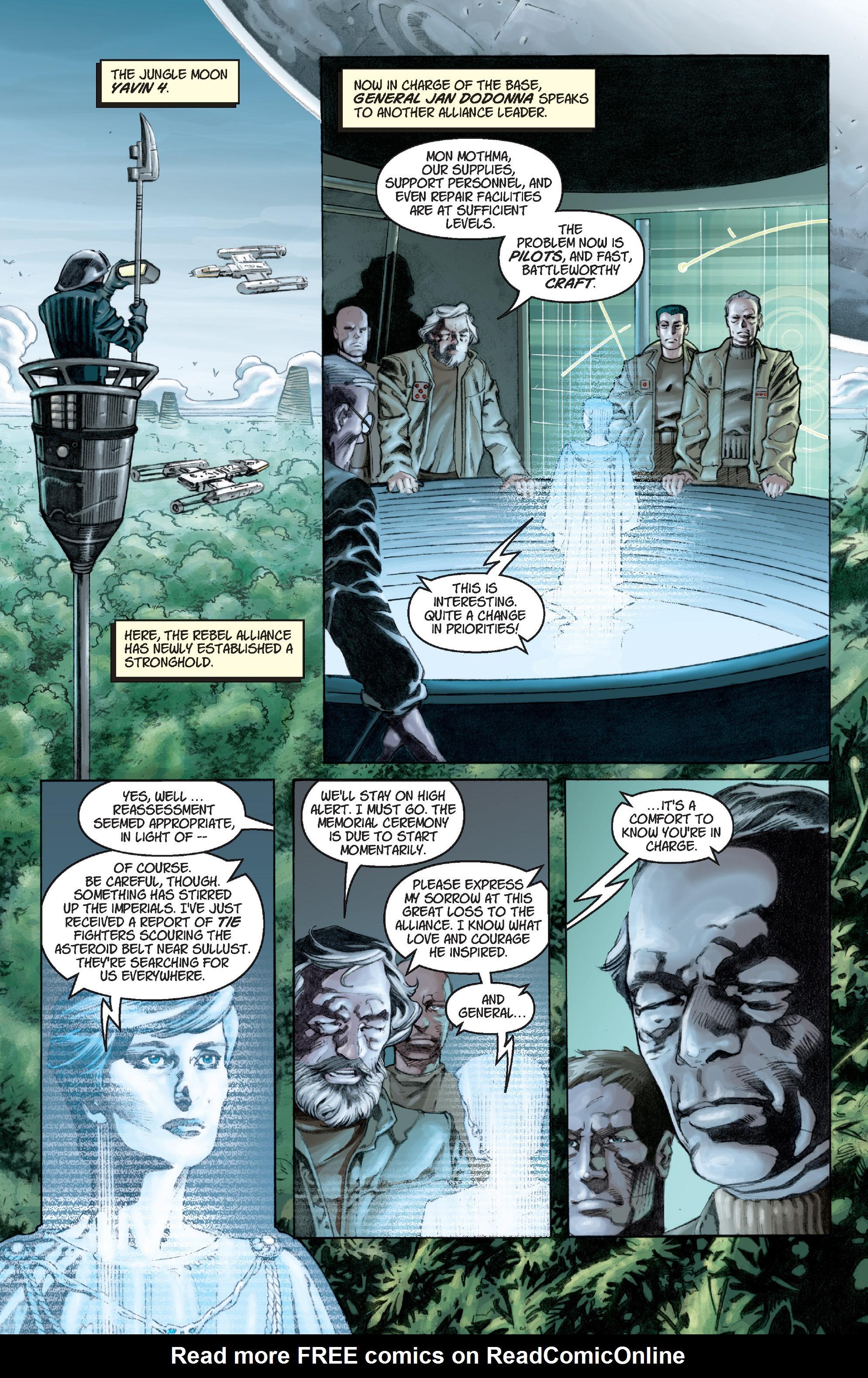 Read online Star Wars Omnibus comic -  Issue # Vol. 17 - 143