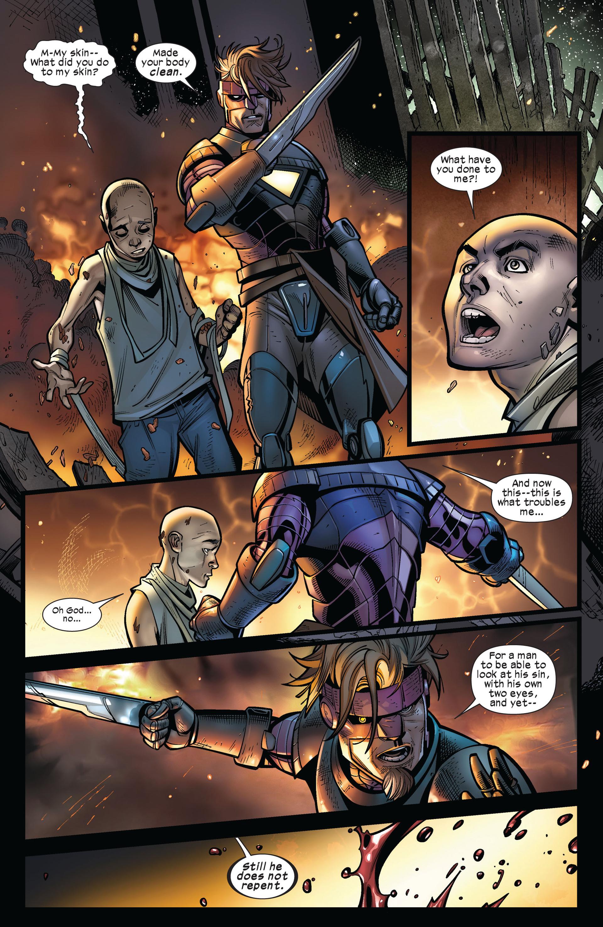 Read online Ultimate Comics X-Men comic -  Issue #5 - 6