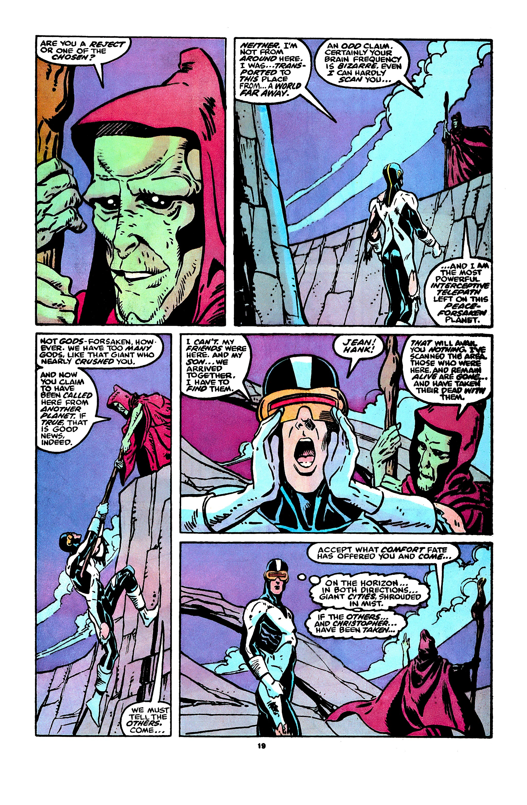 Read online X-Factor (1986) comic -  Issue #44 - 16