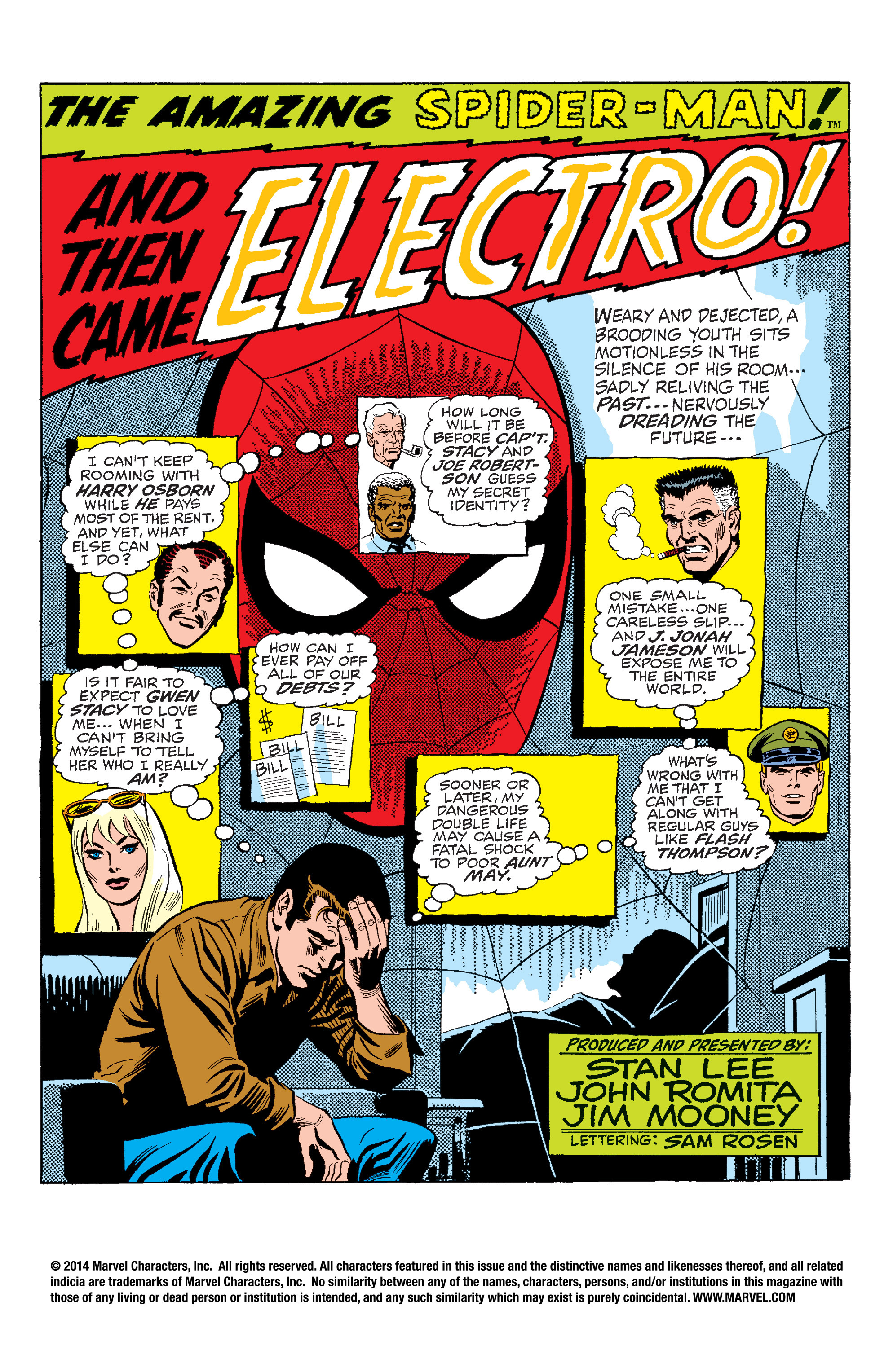 The Amazing Spider-Man (1963) 82 Page 1