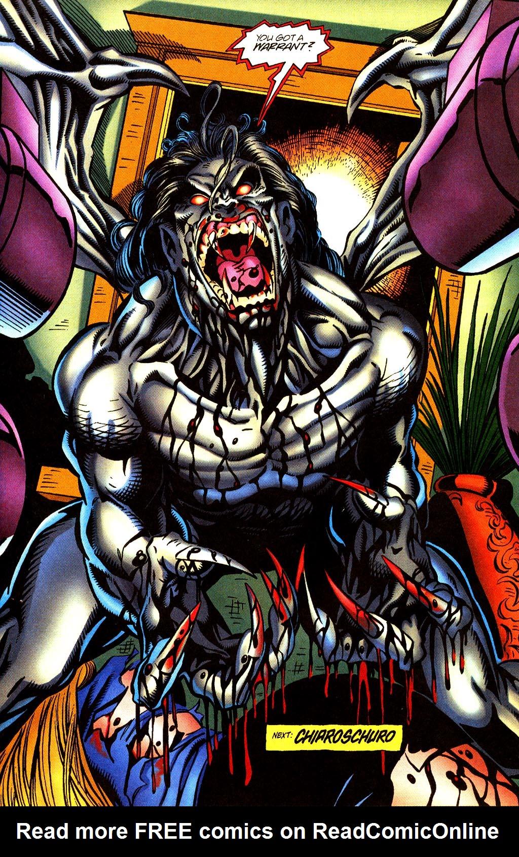 Read online Rune (1995) comic -  Issue #2 - 25