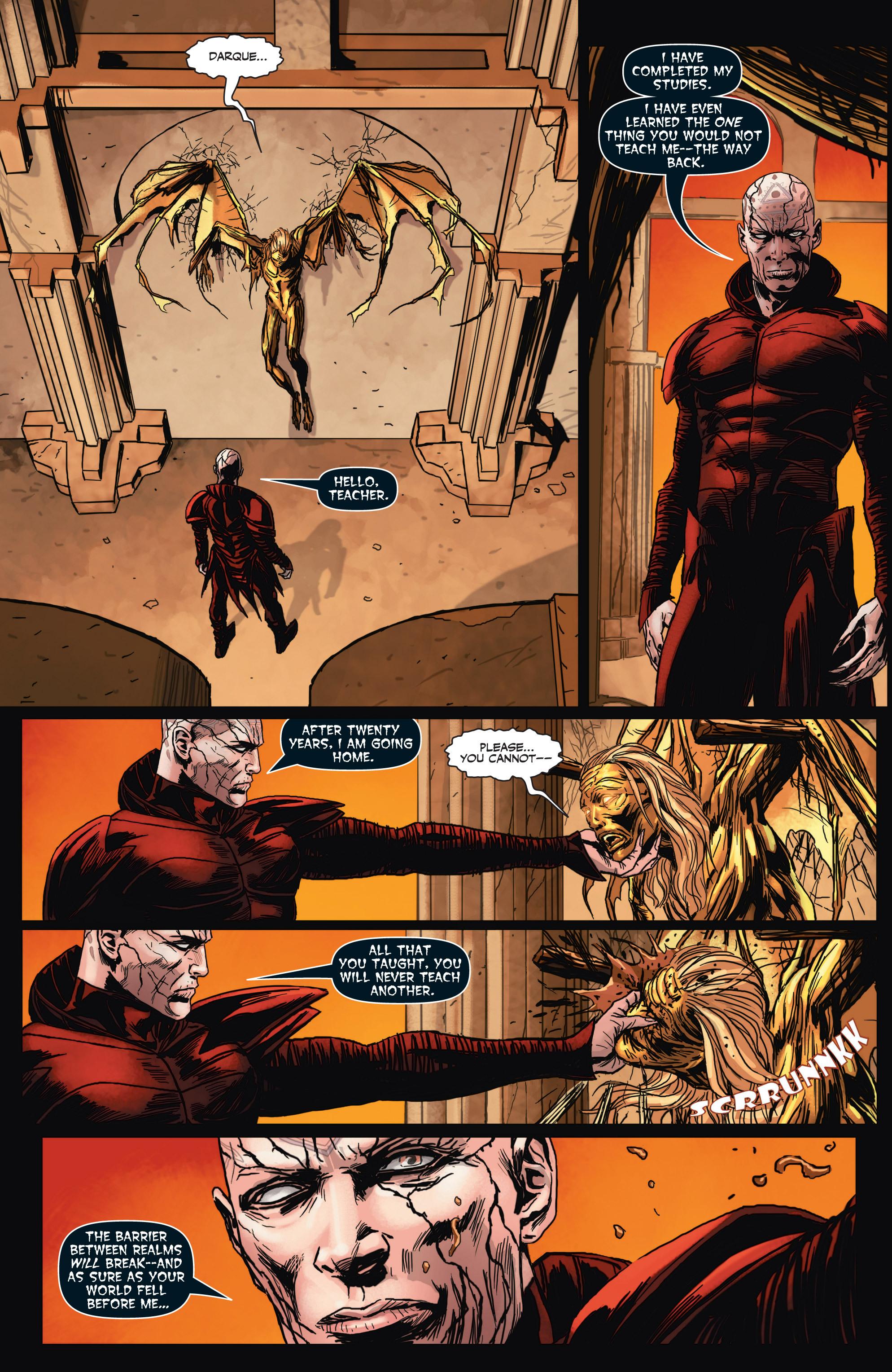 Read online Shadowman (2012) comic -  Issue #2 - 17